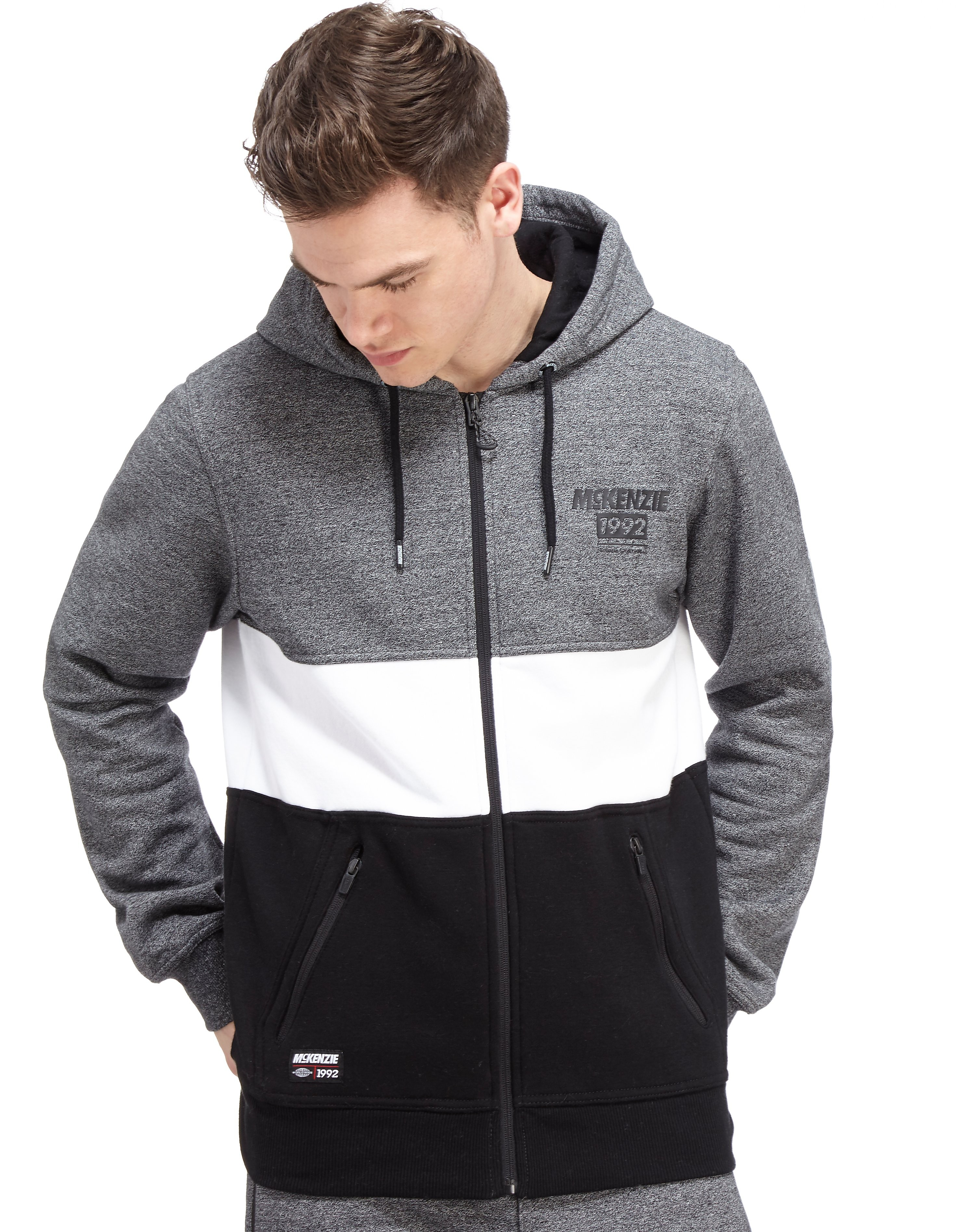 McKenzie Darklodge Zip Up Hoody