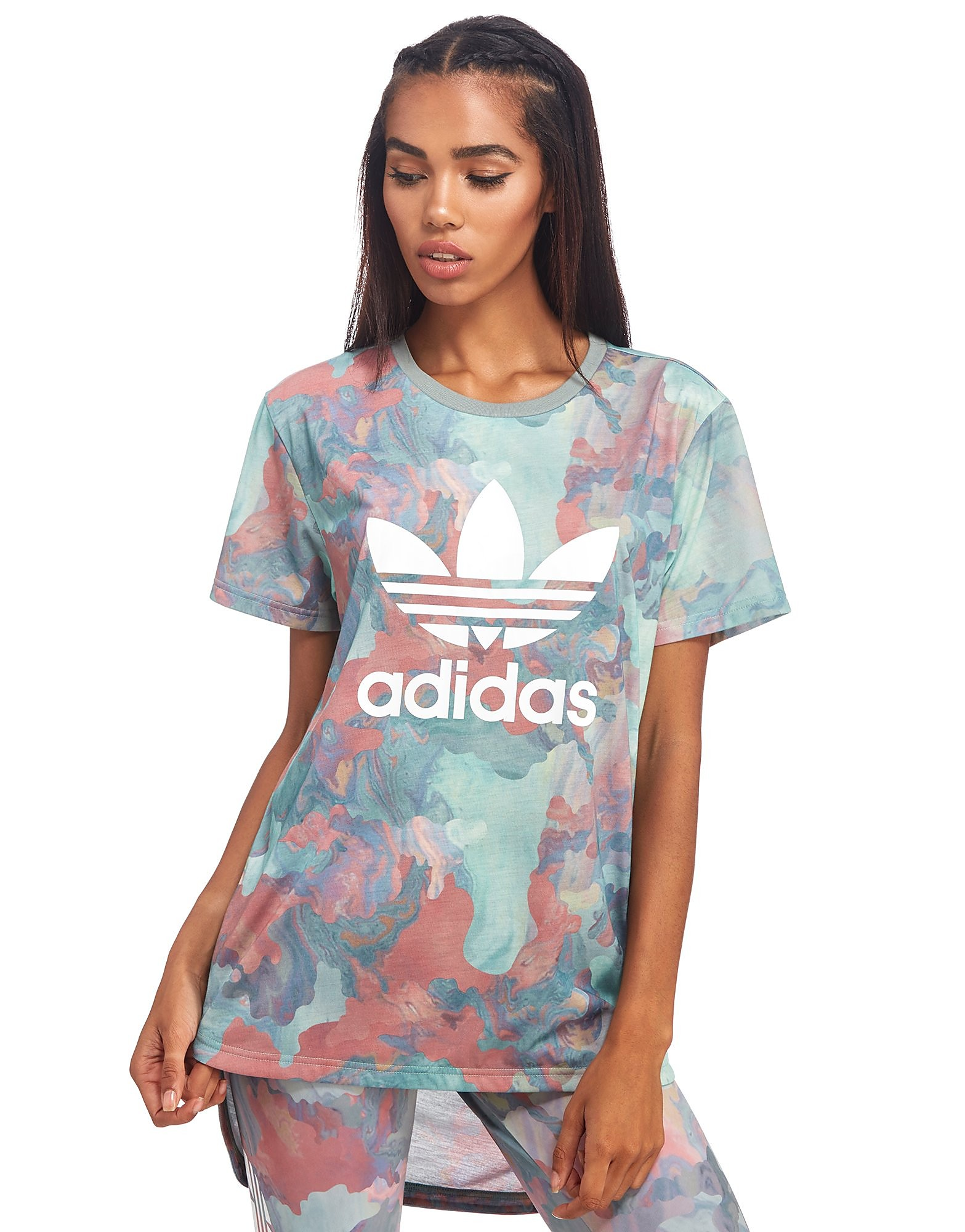 adidas Originals Pastel Camo T-Shirt