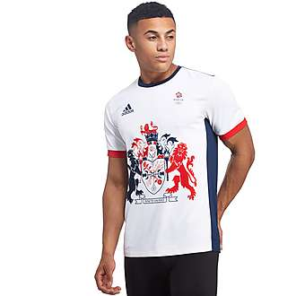 adidas Team GB 2016 Tennis Climachill T-Shirt