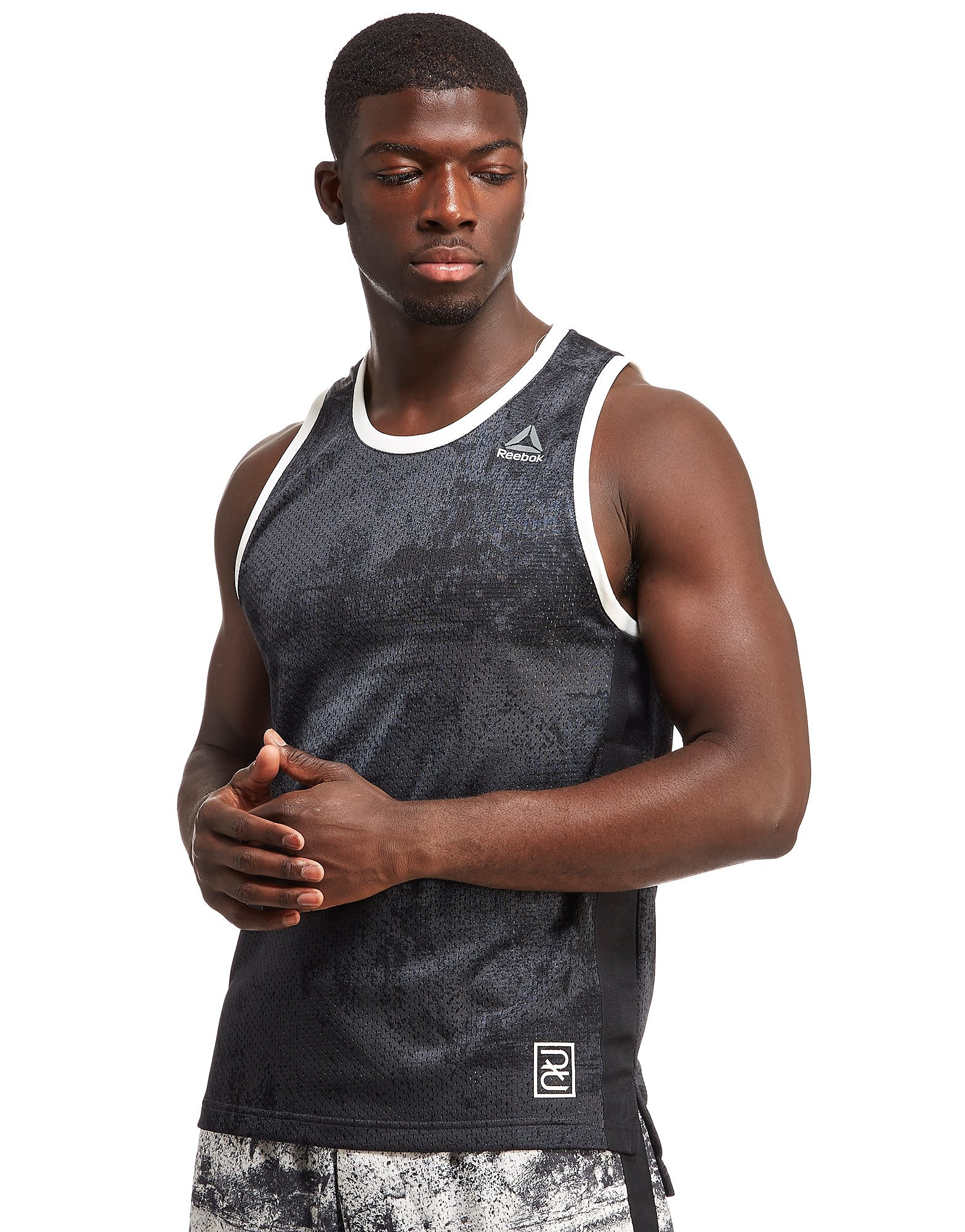 Reebok Combat Training Boxing Tank Top