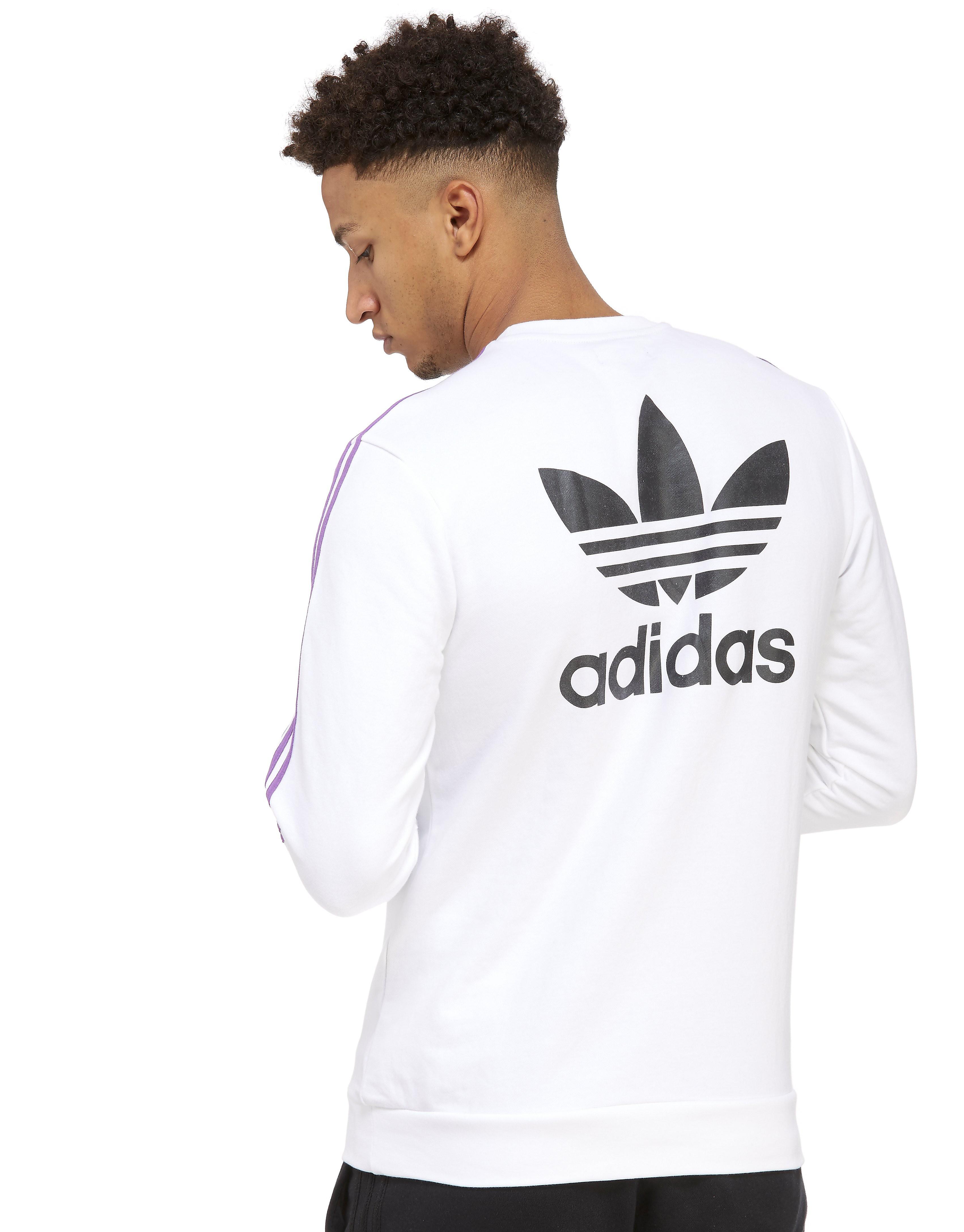 adidas Real Madrid 2016 Crew Sweatshirt