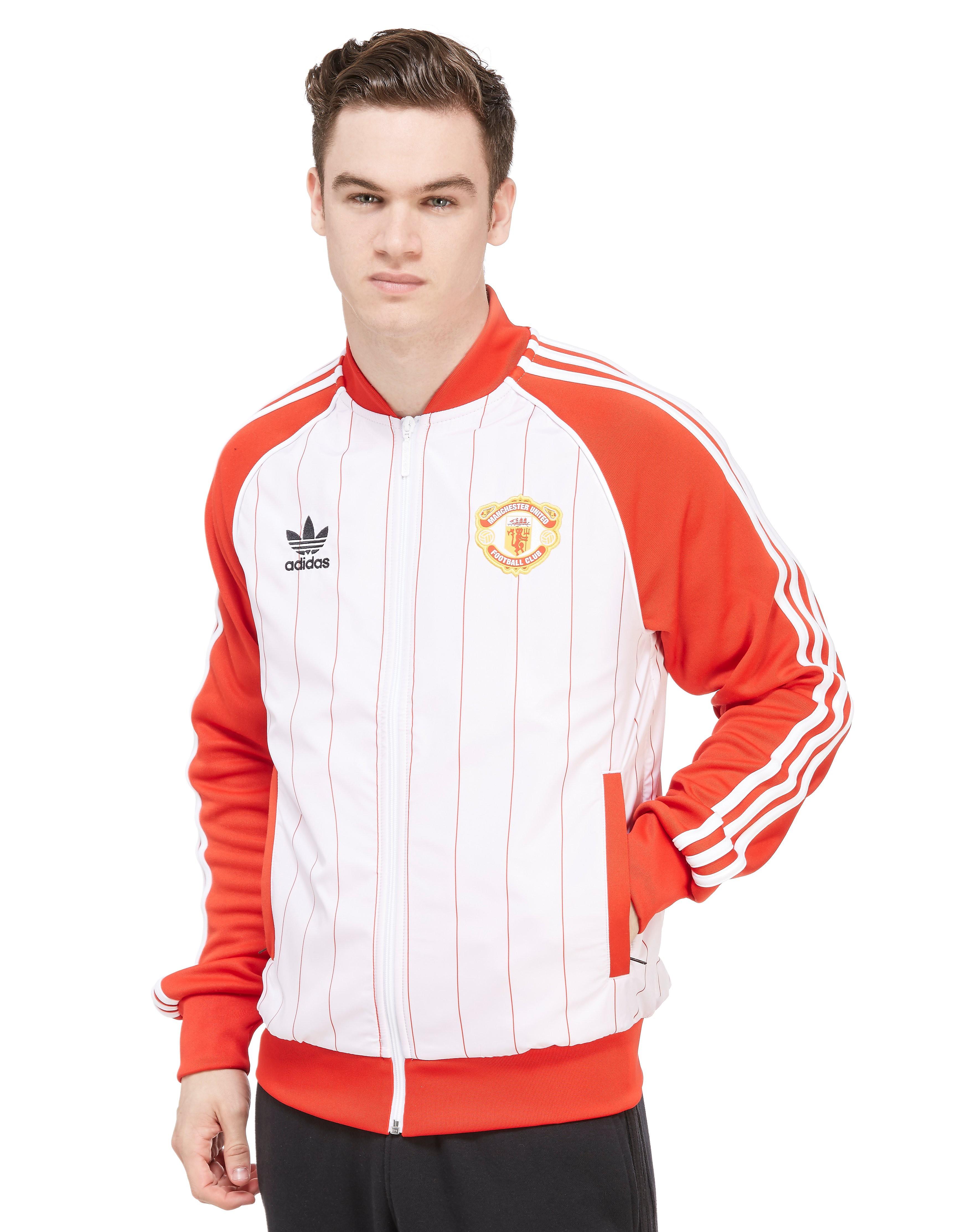adidas Originals Manchester United FC Track Jacket
