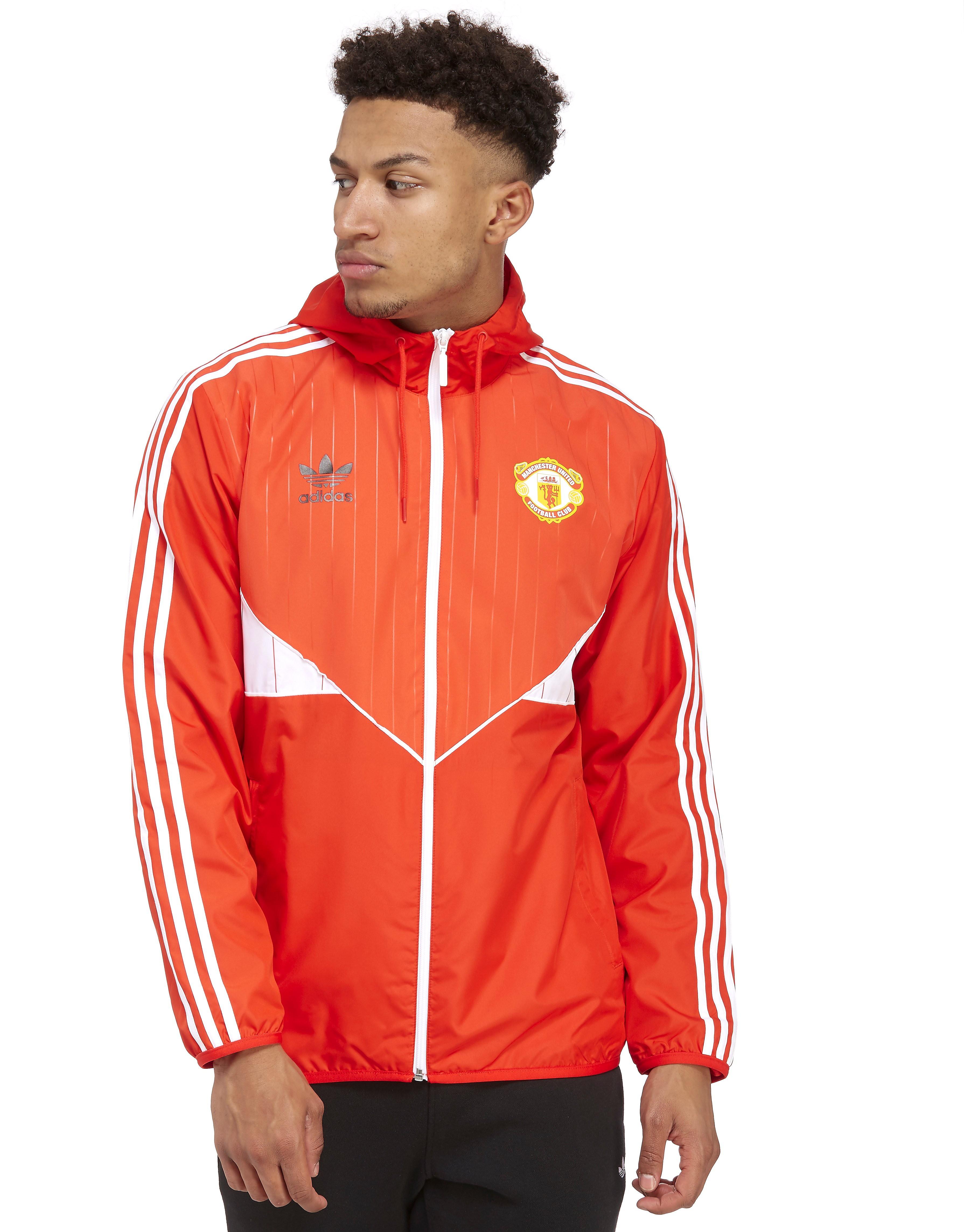 adidas Originals Manchester United FC Windbreaker Jacket