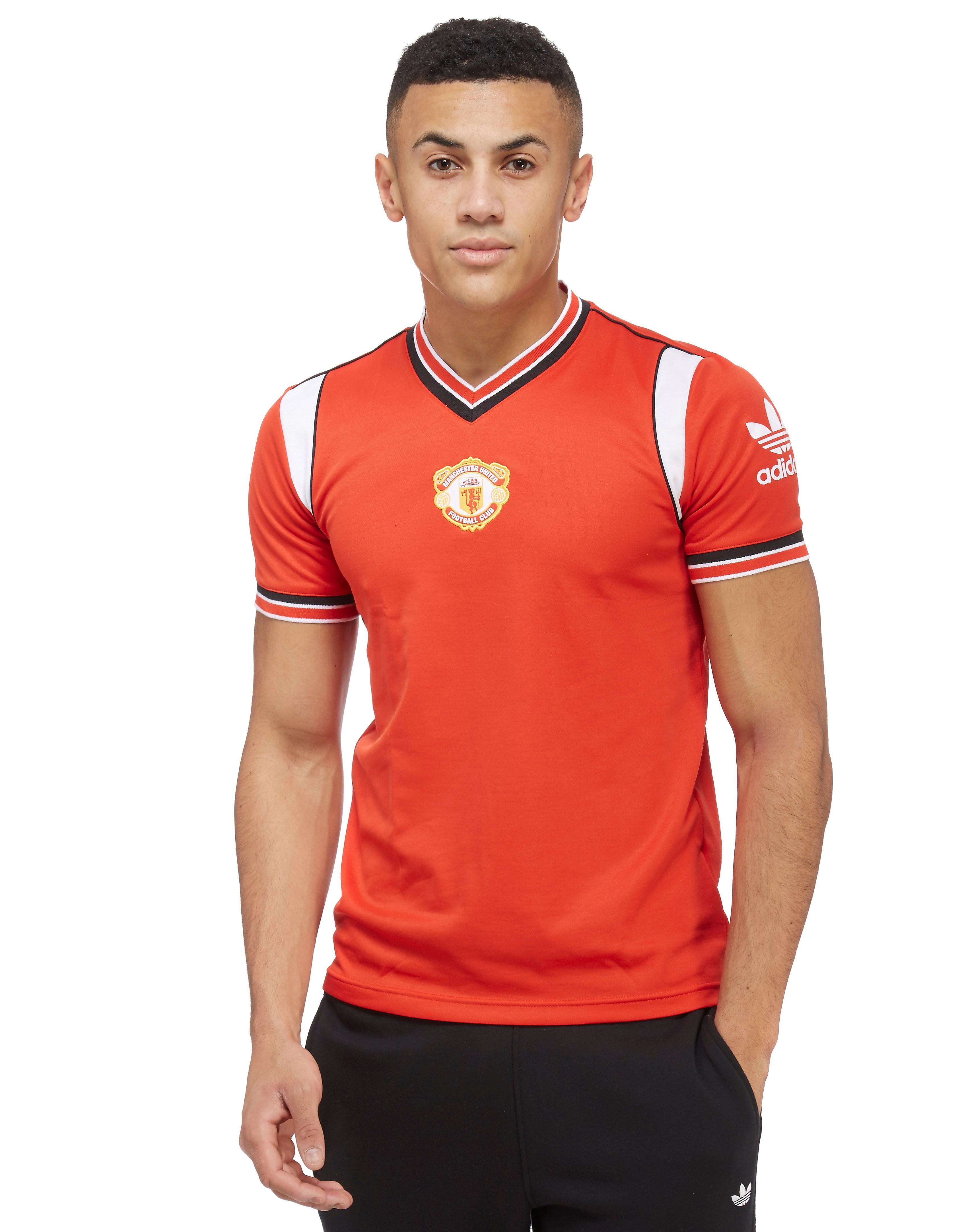 adidas Originals Manchester United 1985 Home Shirt