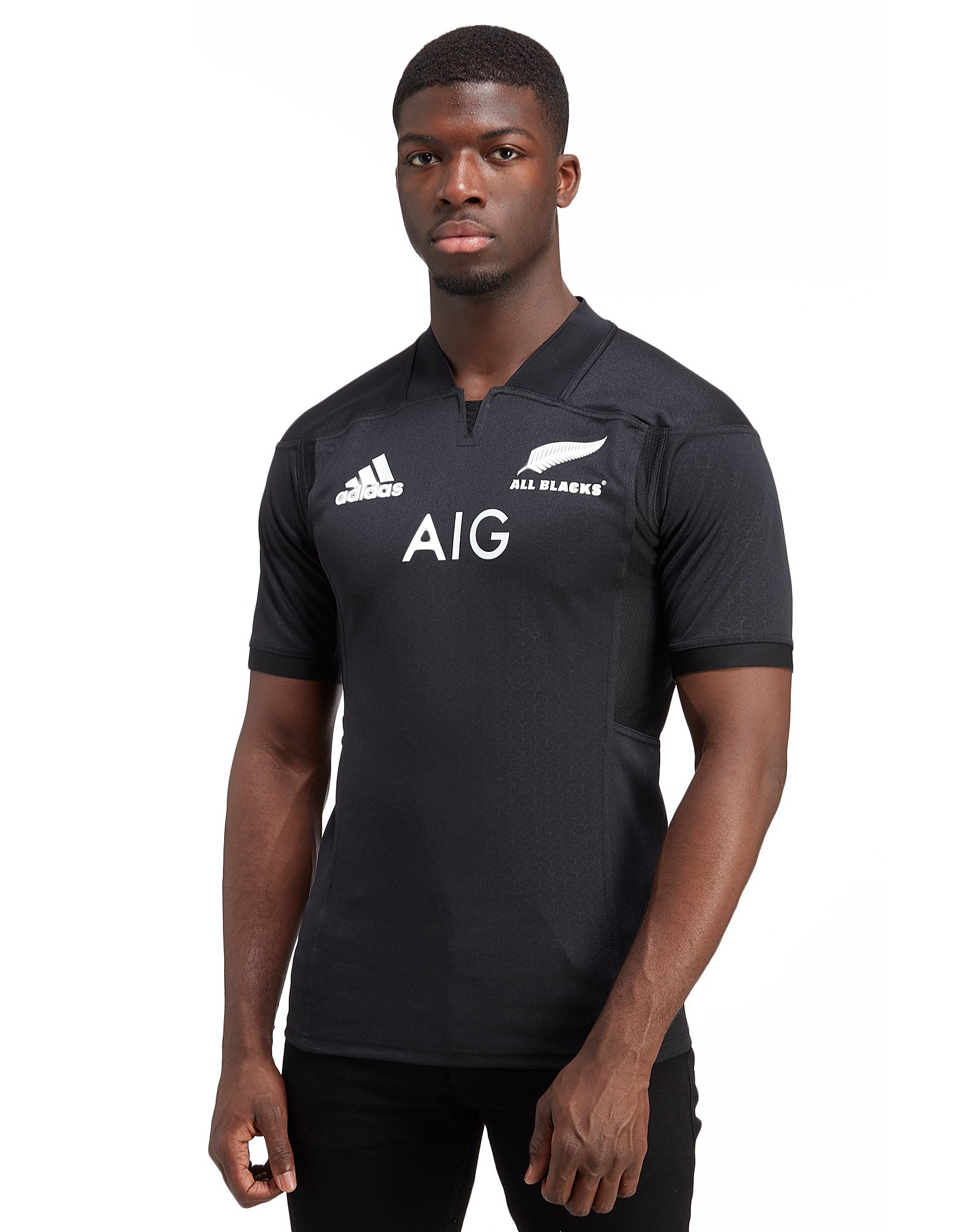adidas New Zealand Rugby Home 2016/17 Shirt