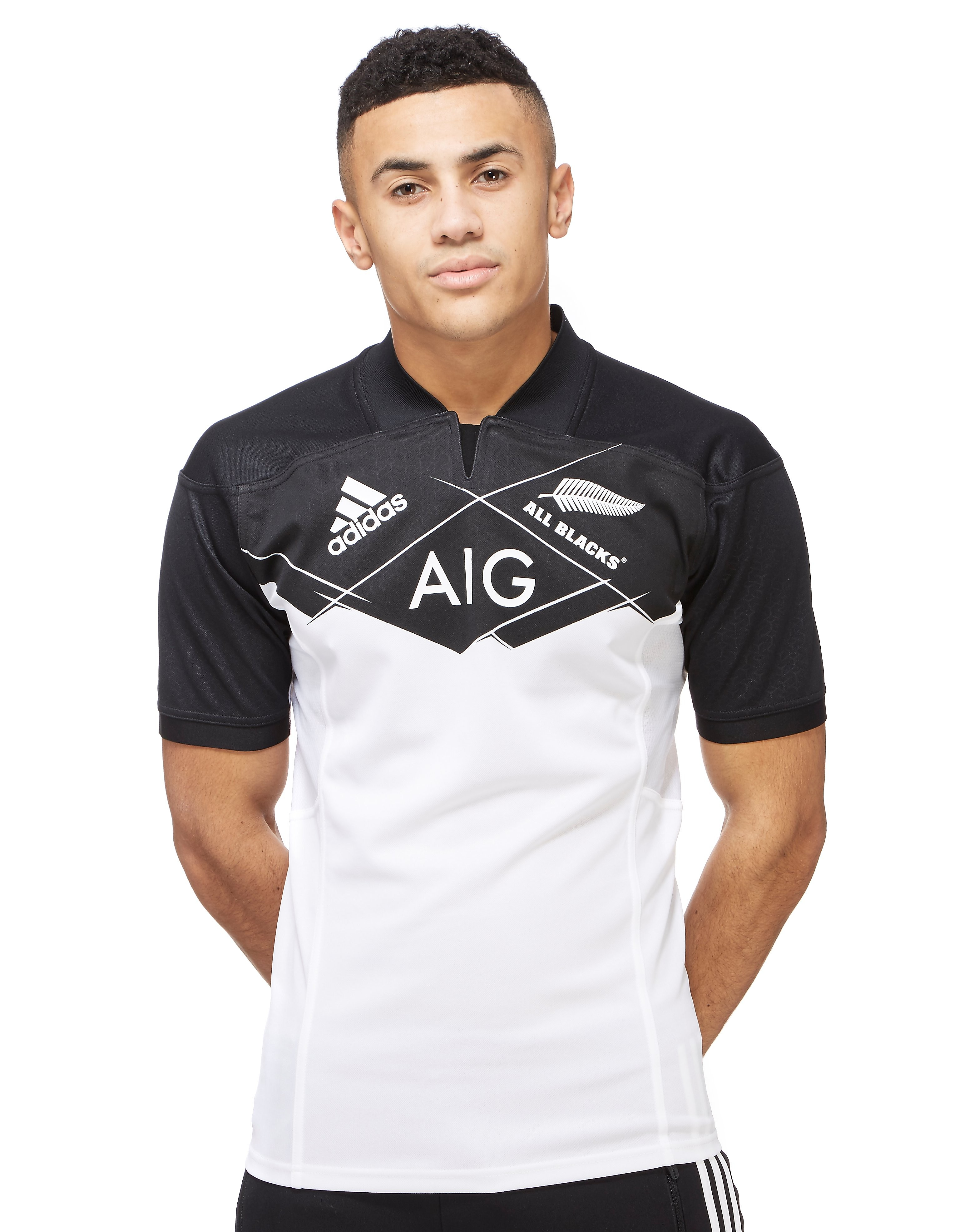 adidas All Blacks Away 2016/17 Shirt