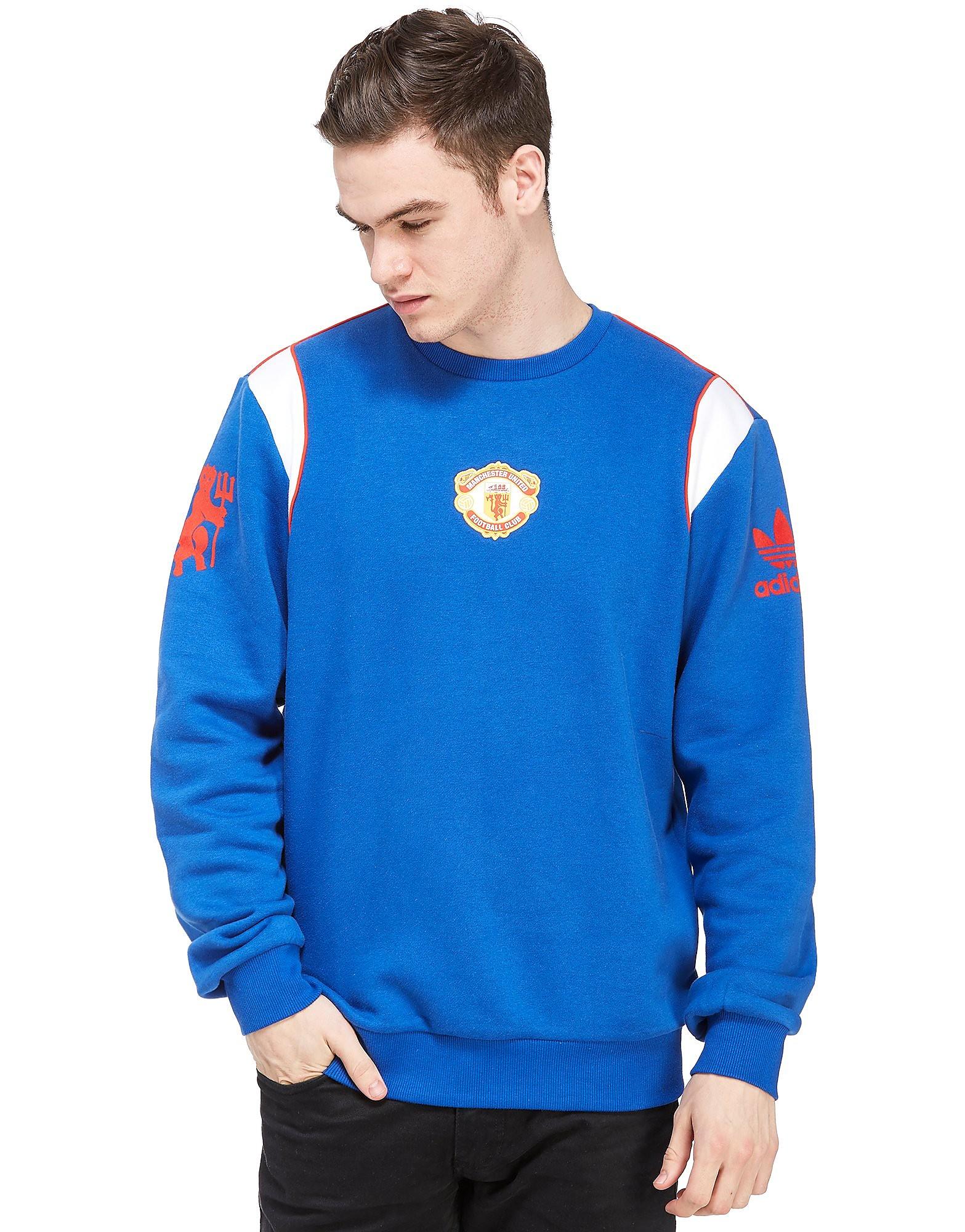 adidas Originals Manchester United FC Crew Sweatshirt