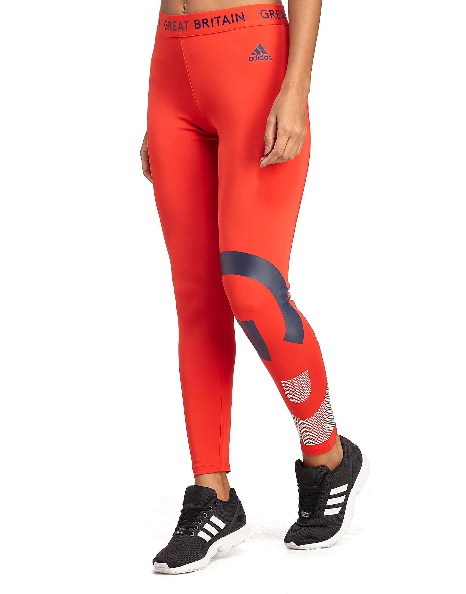 adidas Team GB Village Wear Tights