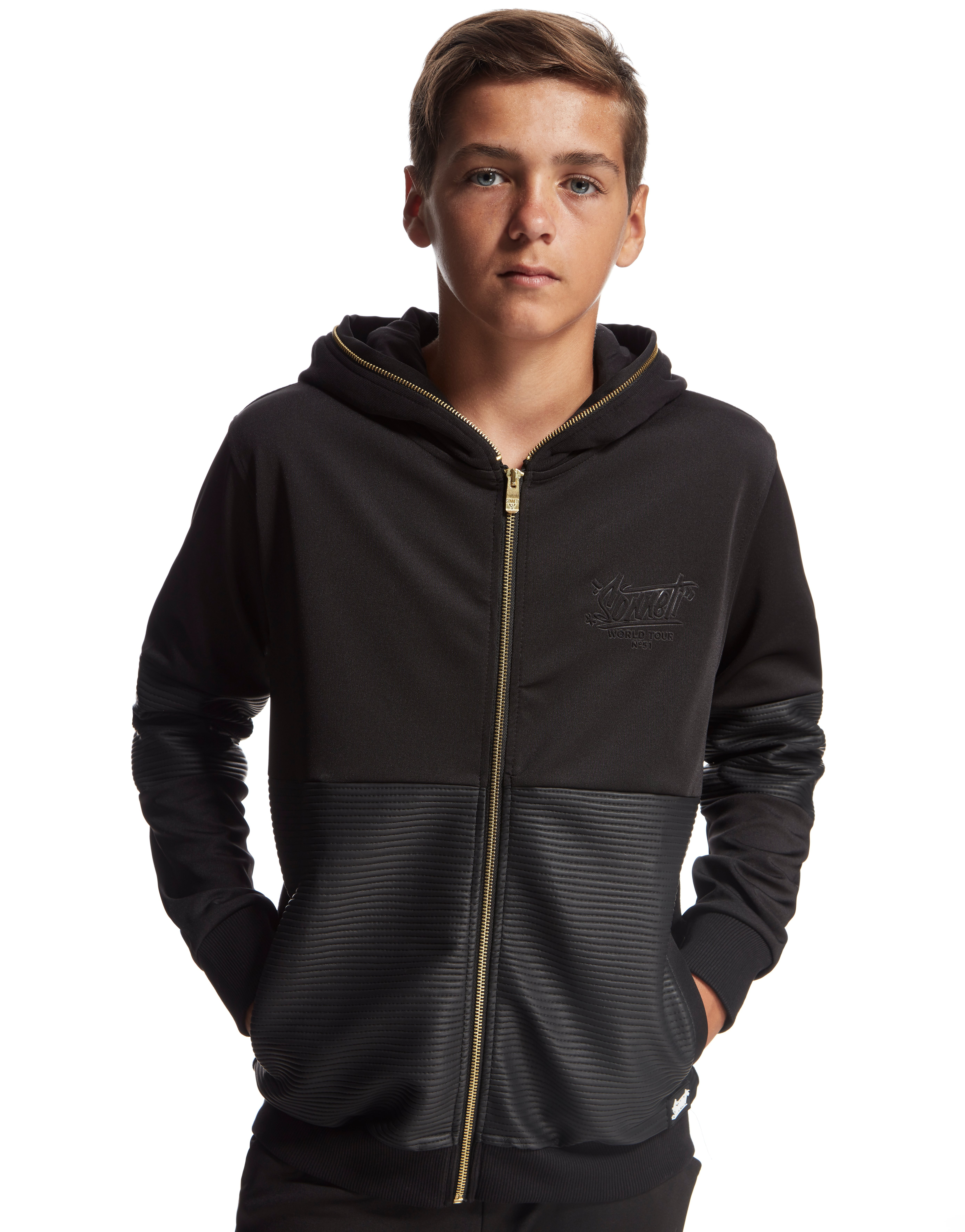 Sonneti Venom Zip Up Hoody Junior