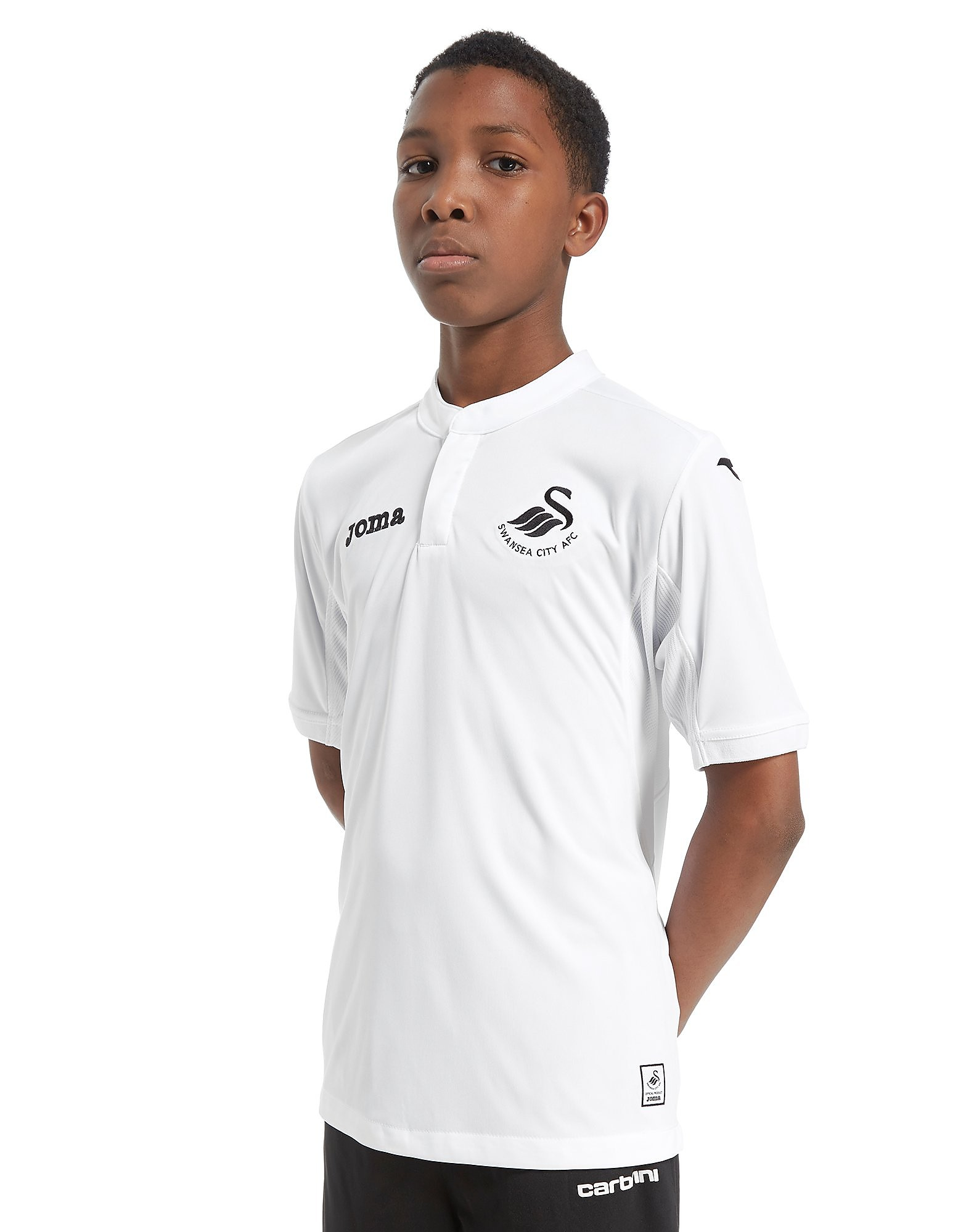 Joma Swansea City FC 2016/17 Home Shirt Junior