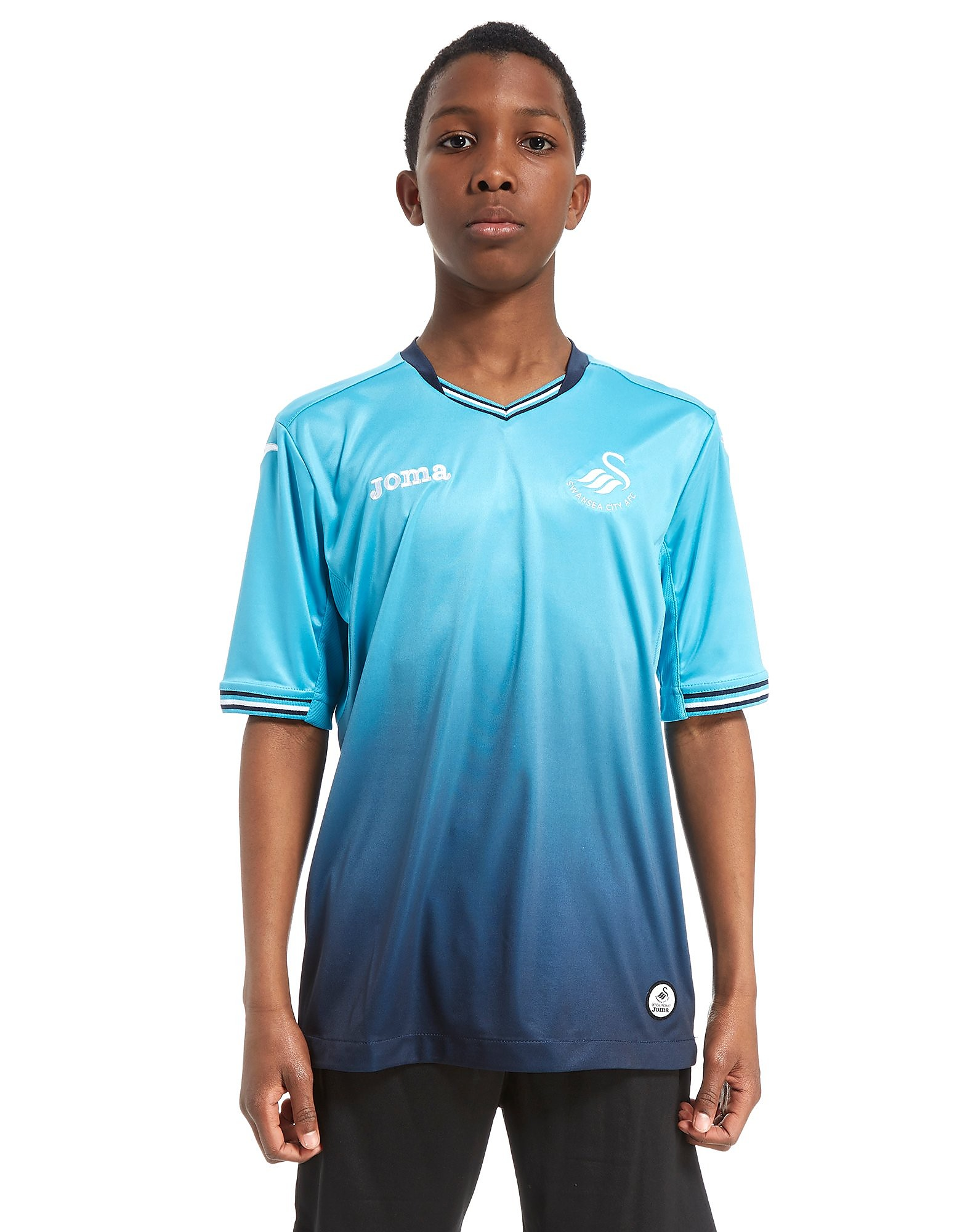 Joma Swansea City FC Away 2016 Shirt Junior