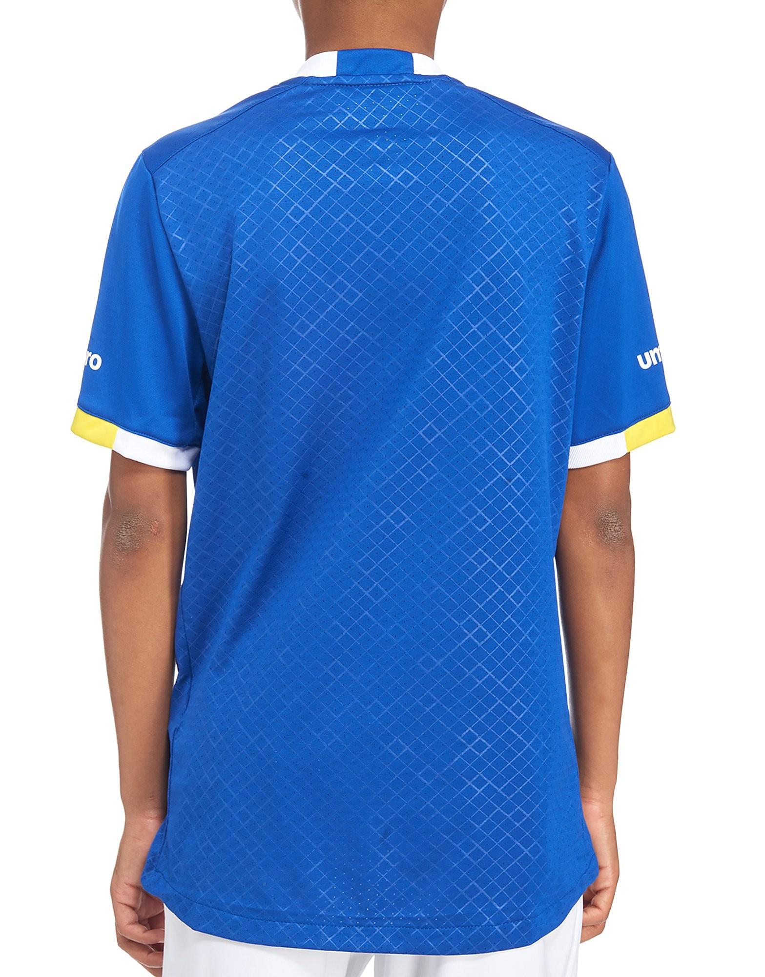 Umbro Everton FC 2016/17 Home Shirt Junior