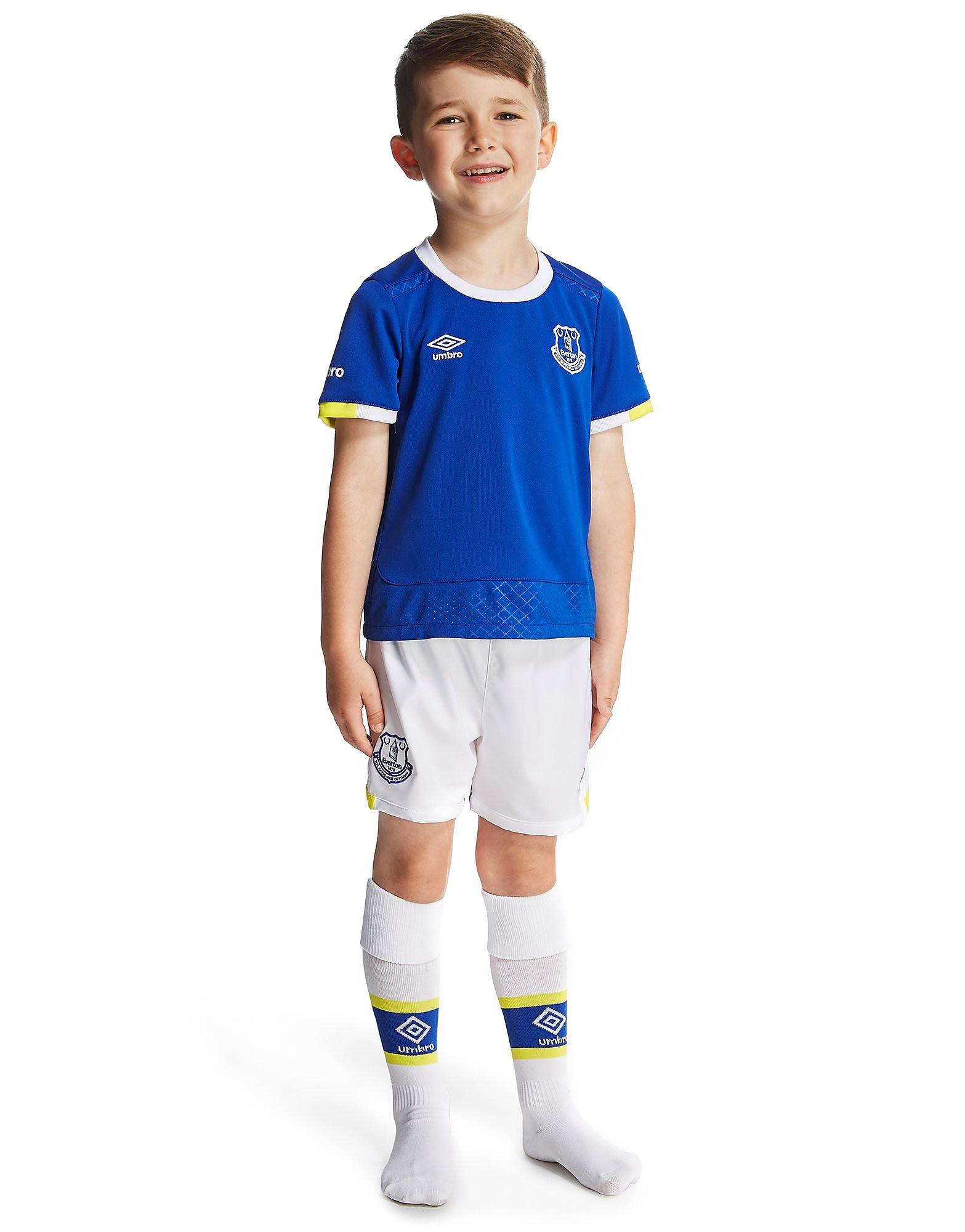 Umbro Everton FC 2016/17 Home Kit Children