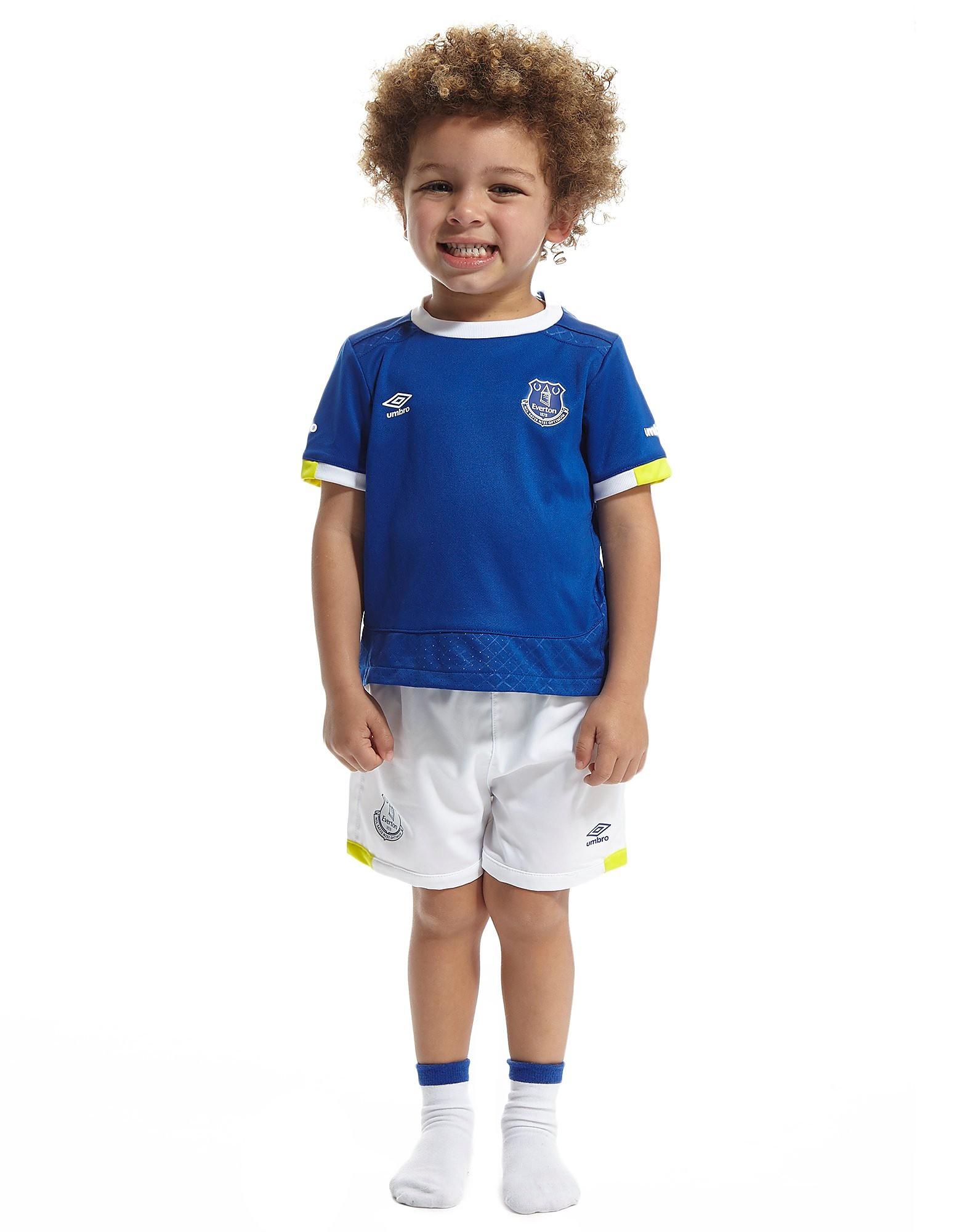 Umbro Everton FC 2016/17 Home Kit Infant