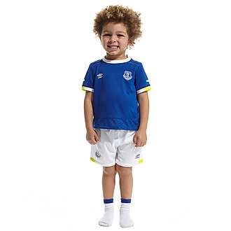Umbro Everton FC 2016/17 Home Kit Infant