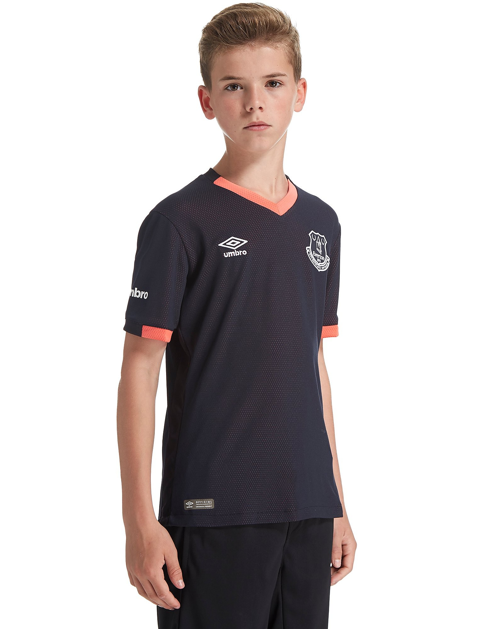 Umbro Everton FC 2016/17 Away Shirt Junior