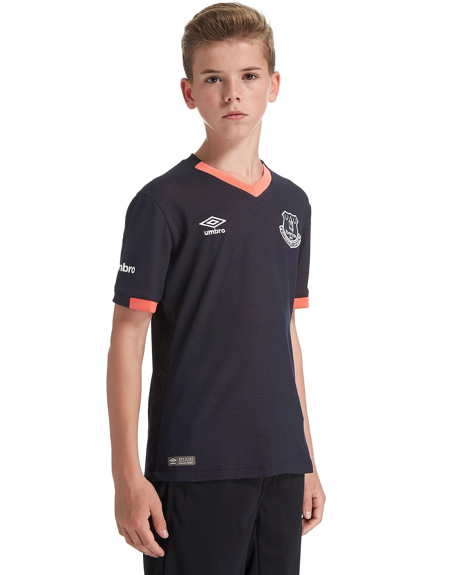 Umbro Everton FC 2016/17 Away Shirt Junior