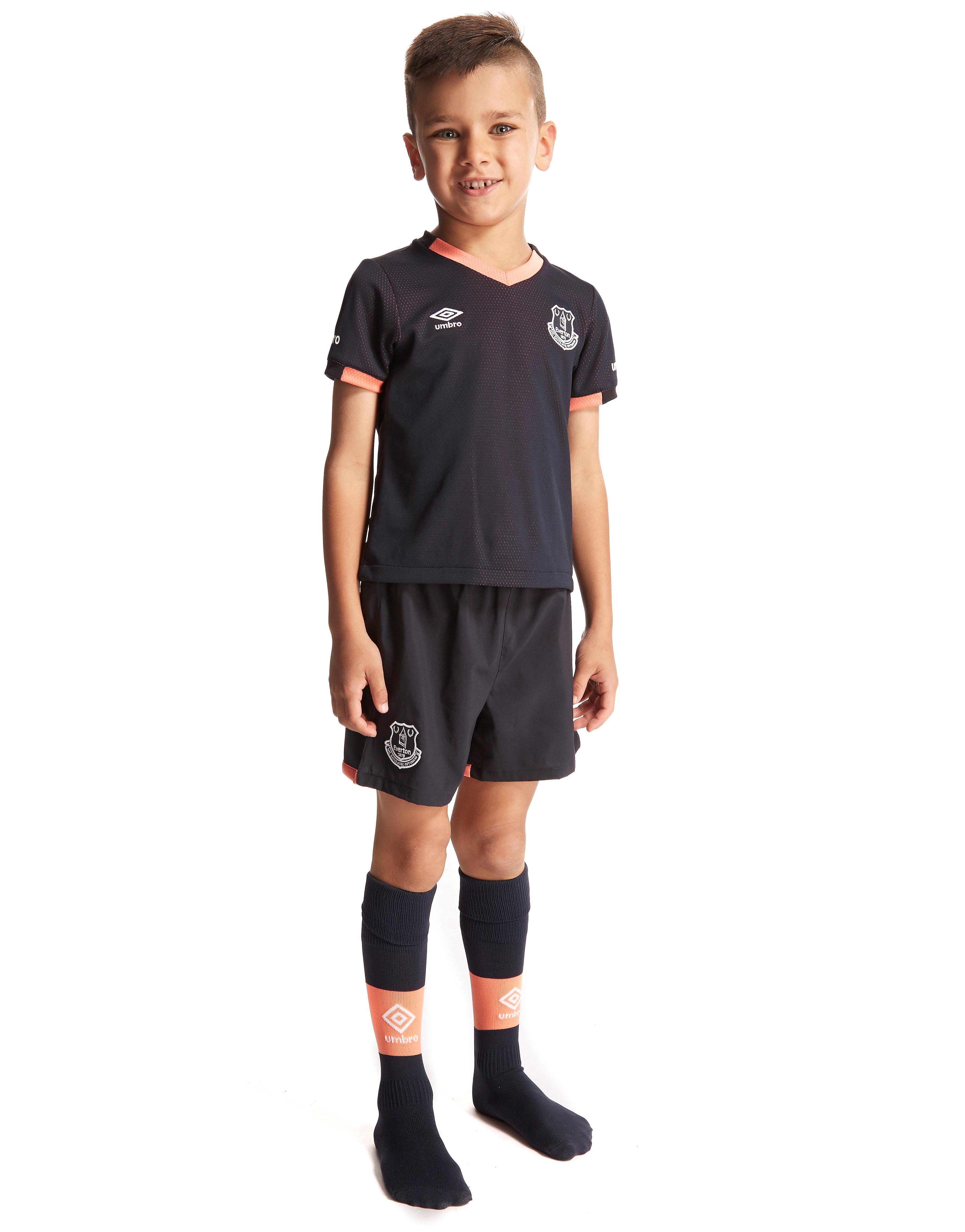 Umbro Everton FC 2016/17 Away Kit Children