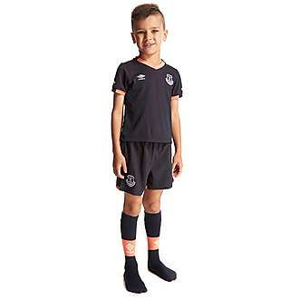 Umbro Everton FC 2016/17 Away Kit Children
