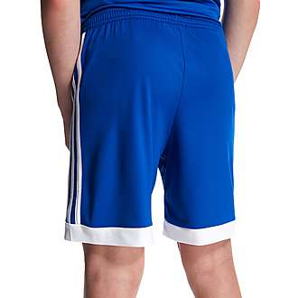 adidas Cardiff City FC 2016/17 Home Shorts Junior
