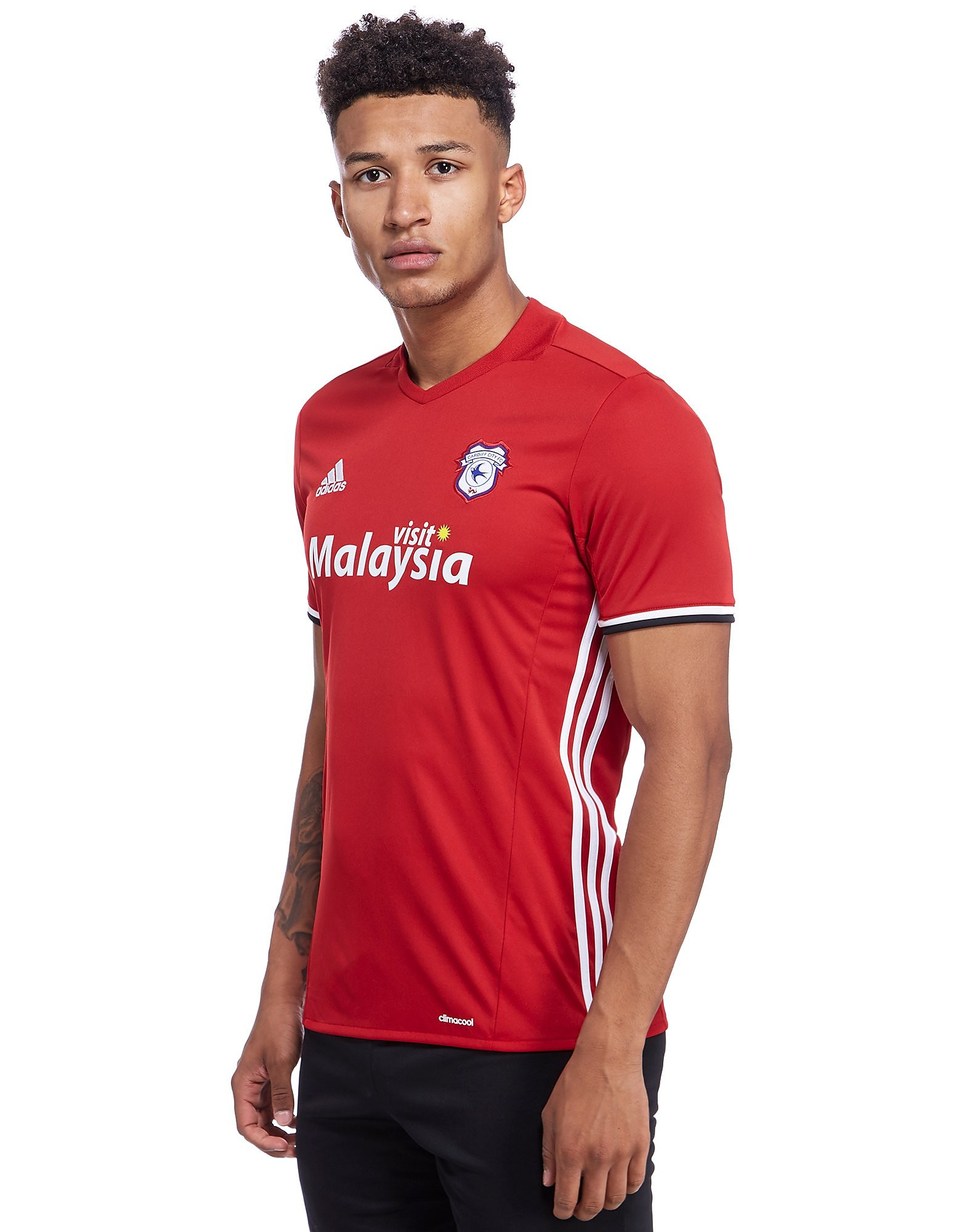 adidas Cardiff City FC 2016/17 Away Shirt