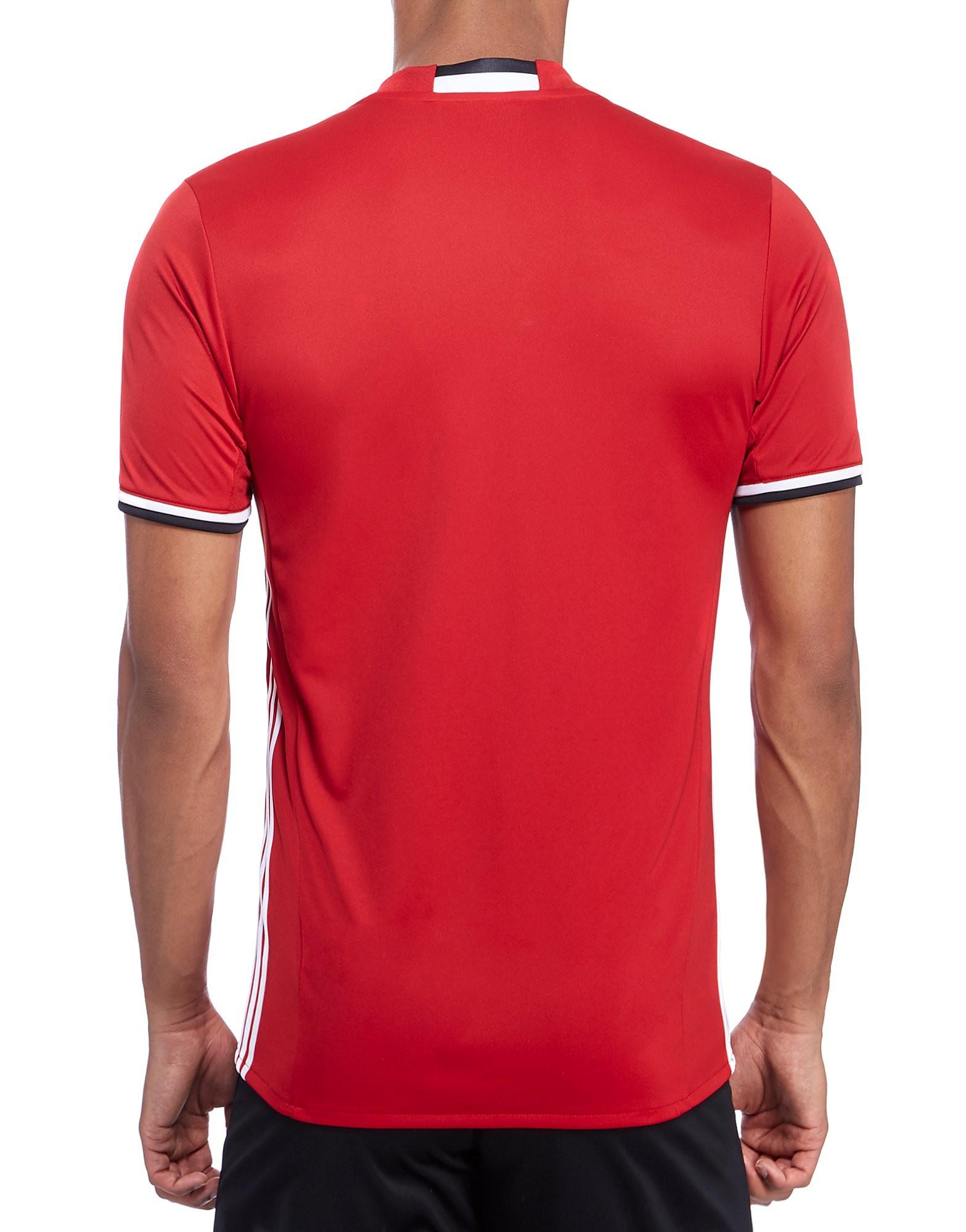 adidas Cardiff City FC 2016/17 Away Shirt