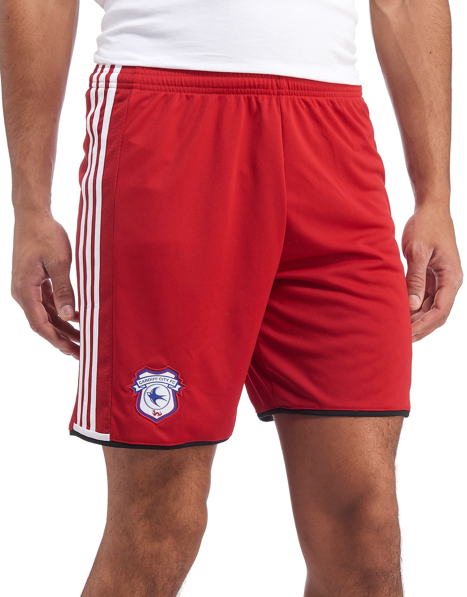 adidas Cardiff City FC 2016/17 Away Shorts
