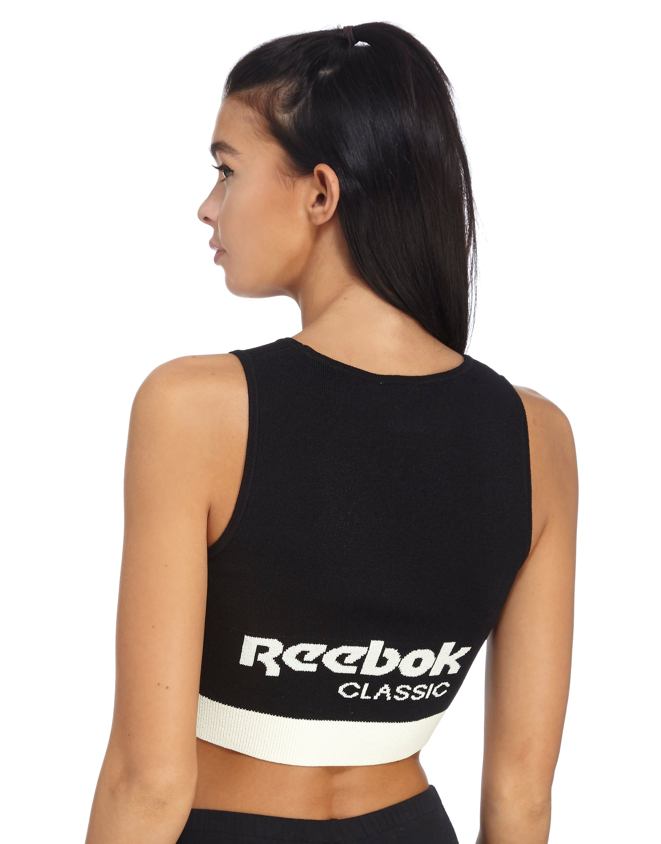 Reebok Dynamic Classics Crop Vest