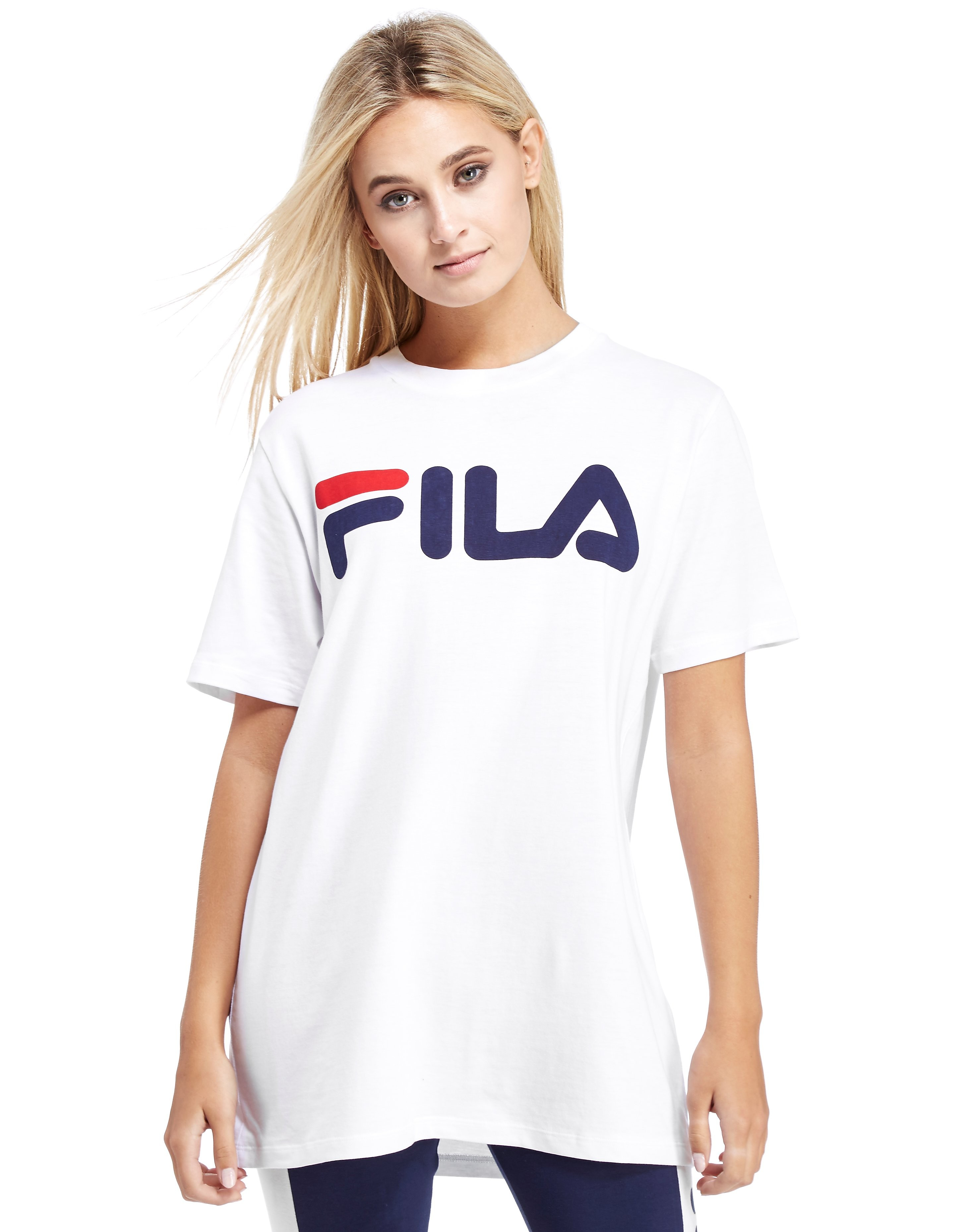 Image of   Fila Aston logo t-shirt - Only at JD
