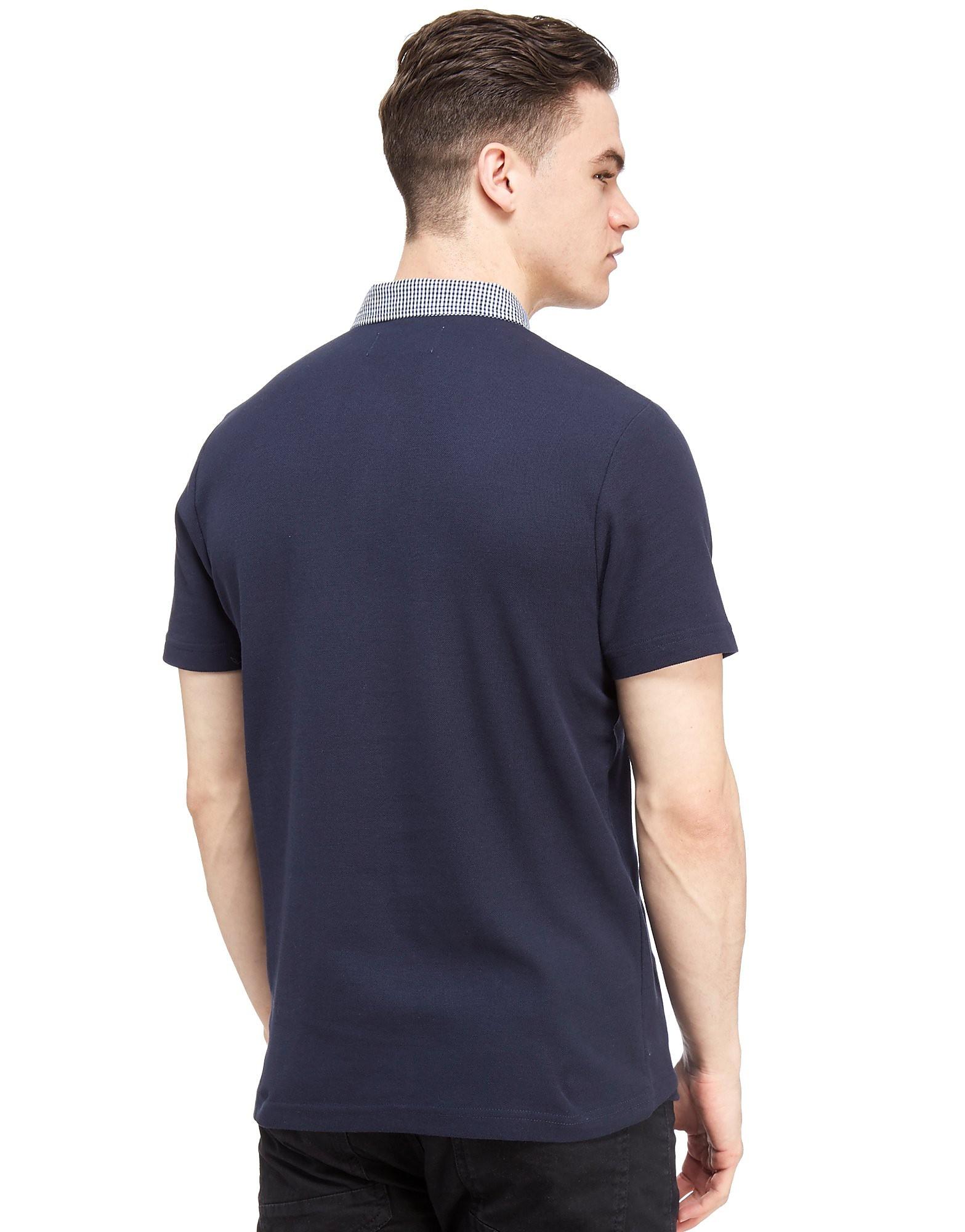 Original Penguin Gingham Collar Polo Shirt