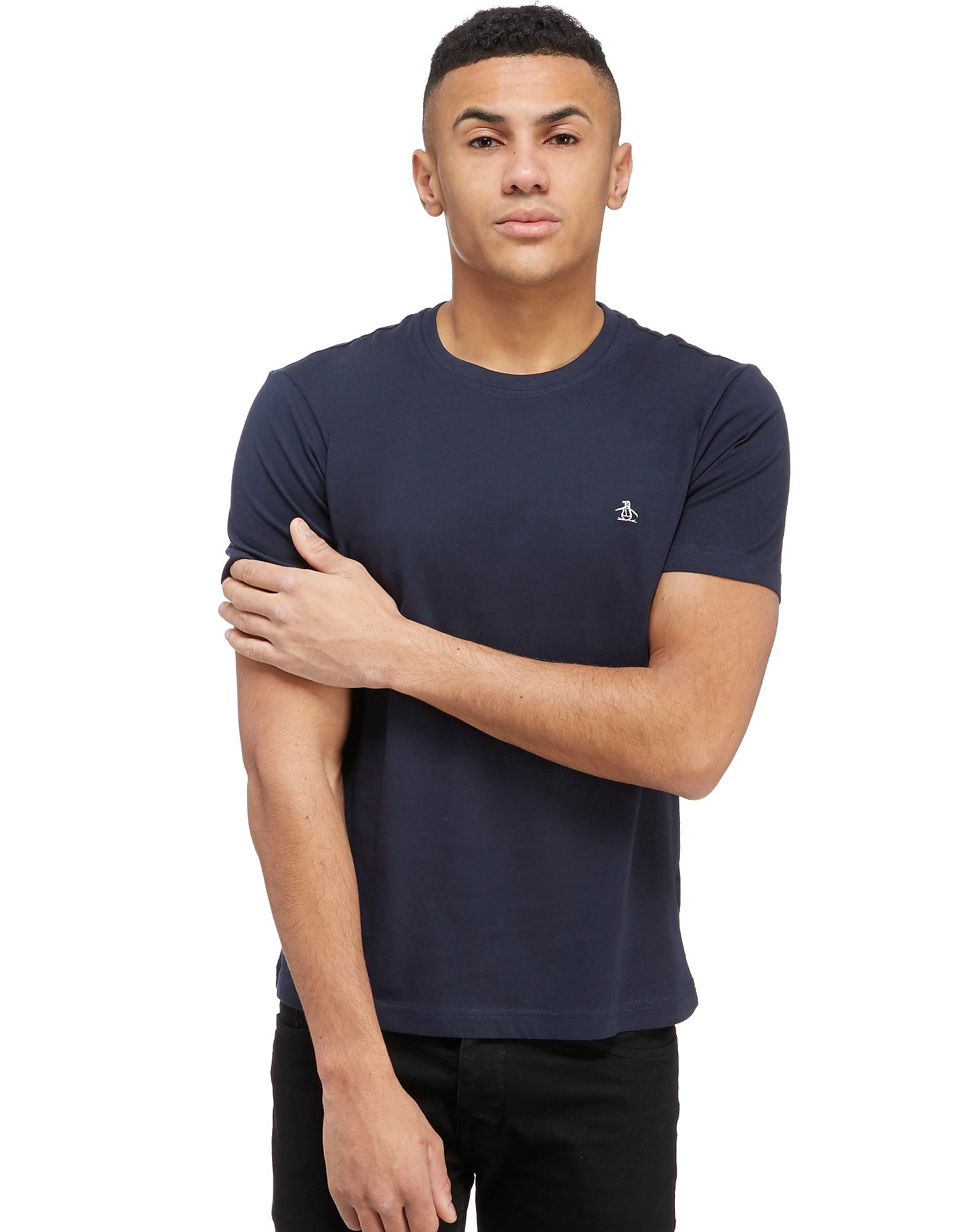Original Penguin Embroidered Logo T-Shirt