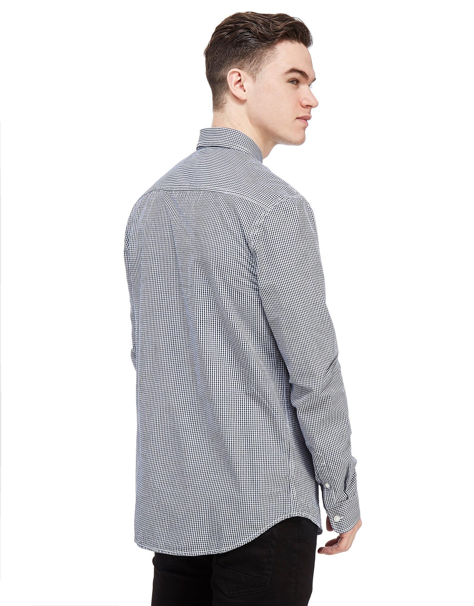 Original Penguin Longsleeve Gingham Shirt