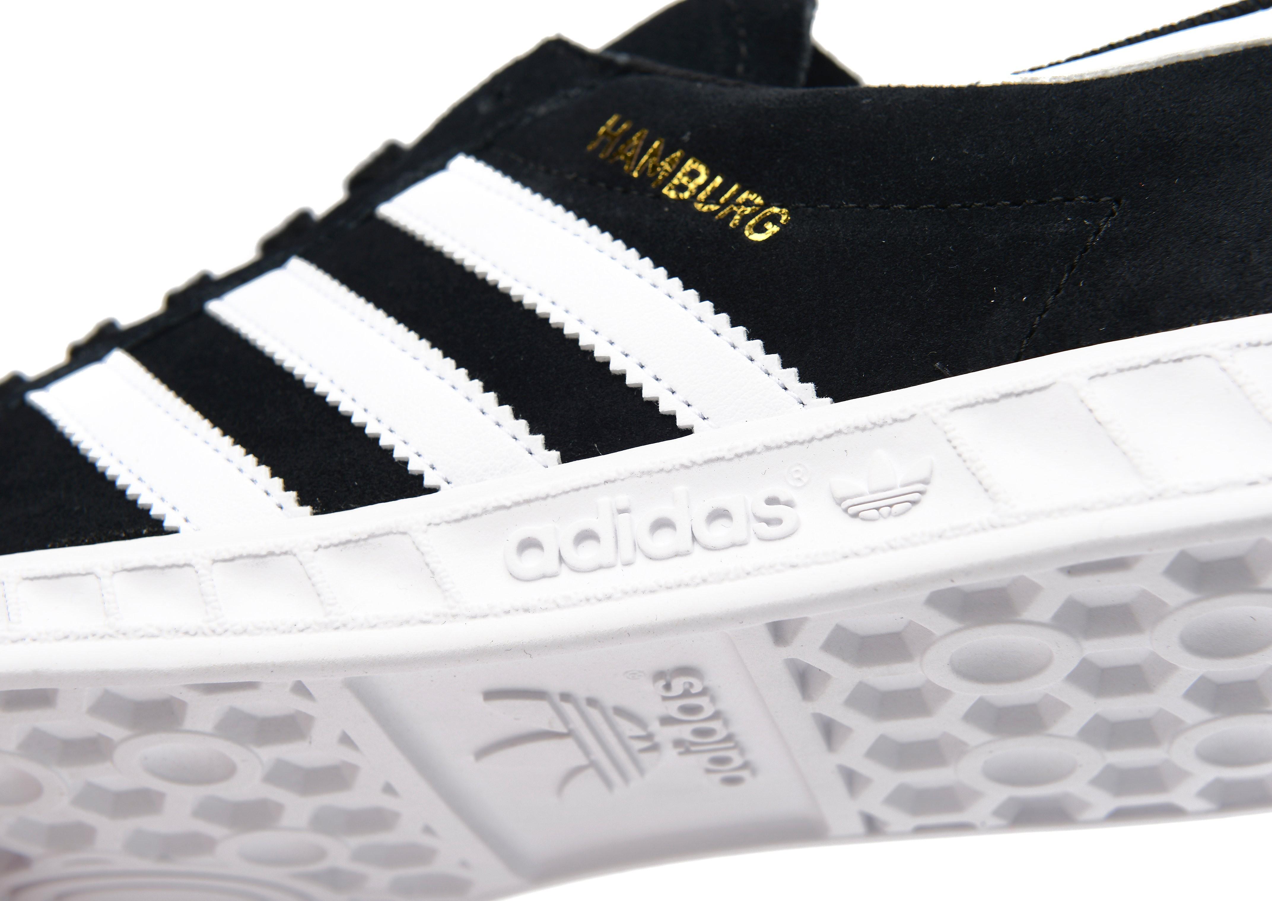 adidas Originals Hamburg Peforated Junior