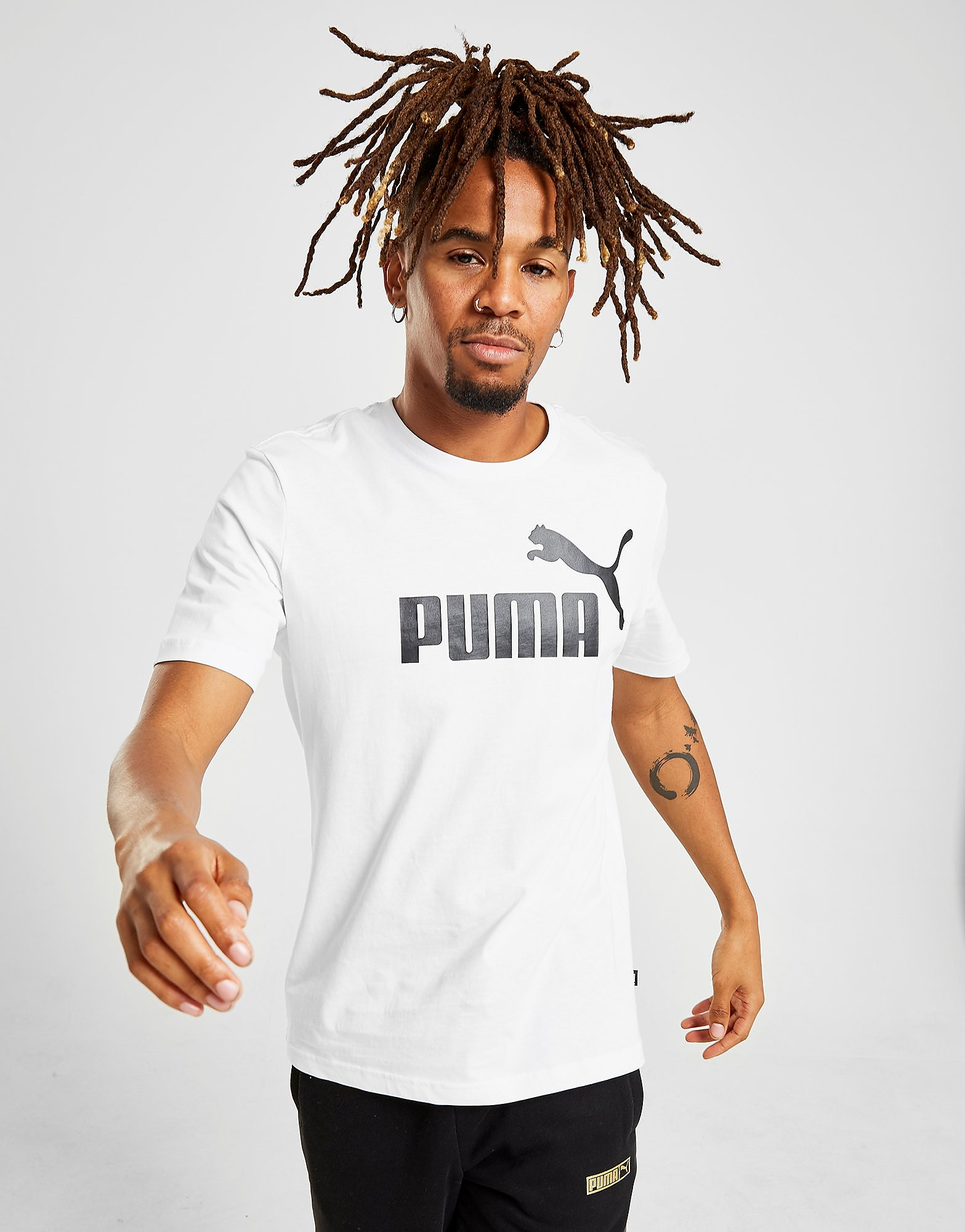 PUMA No.1 Logo T-Shirt