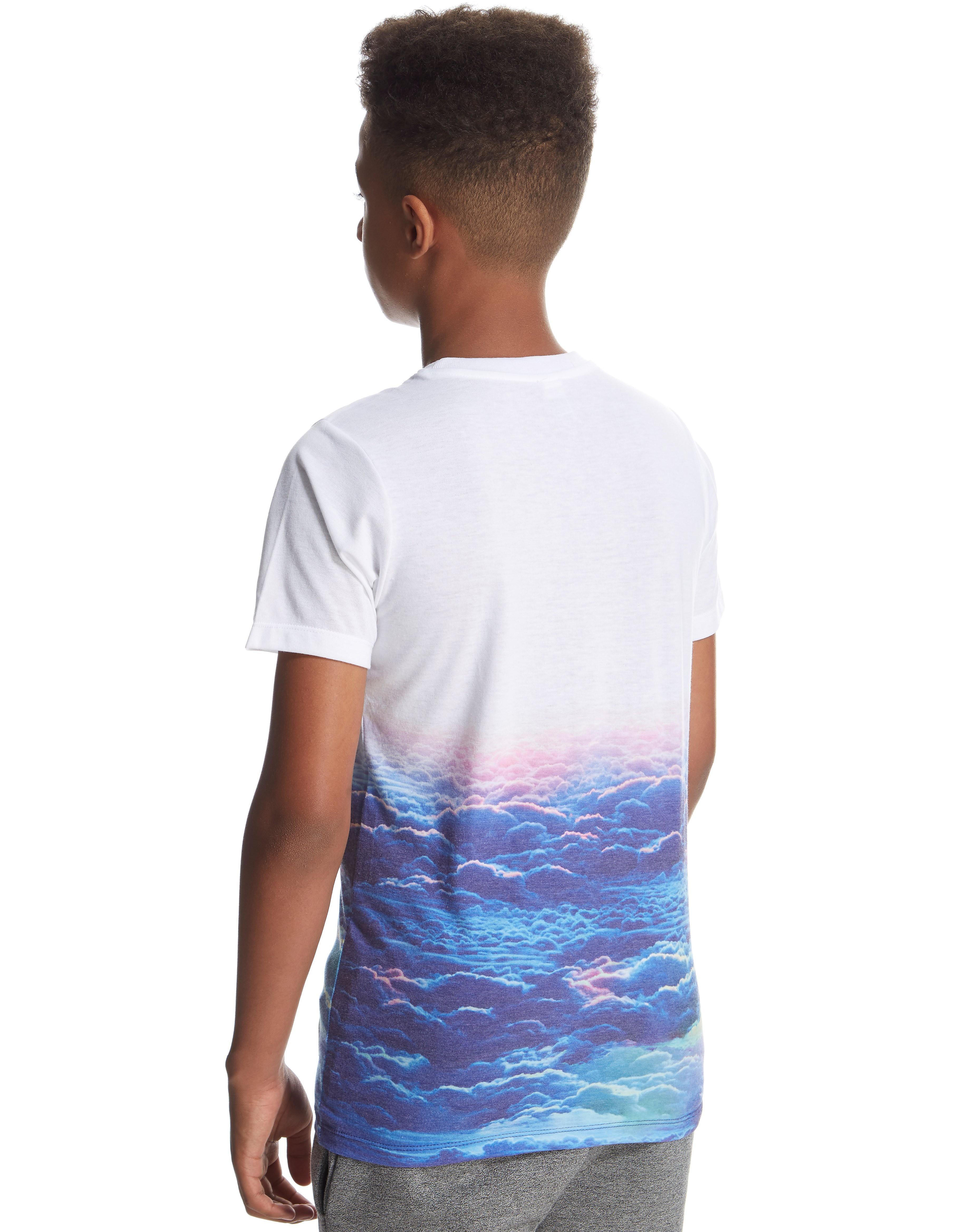 Hype Half Sky T-Shirt Junior