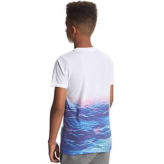 Hype Half Sky T-Shirt Junior