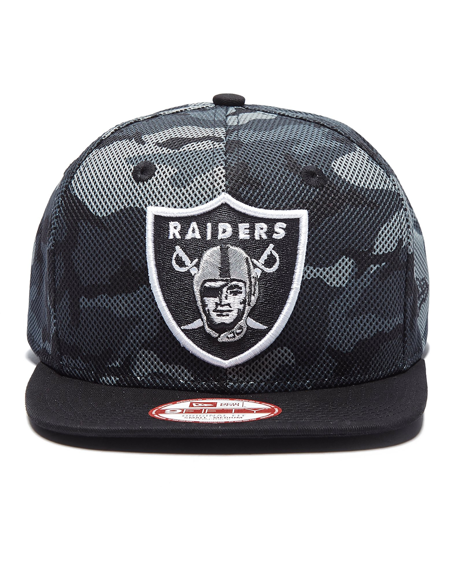 New Era NFL Oakland Raiders 9FIFTY Mesh Camo Cap