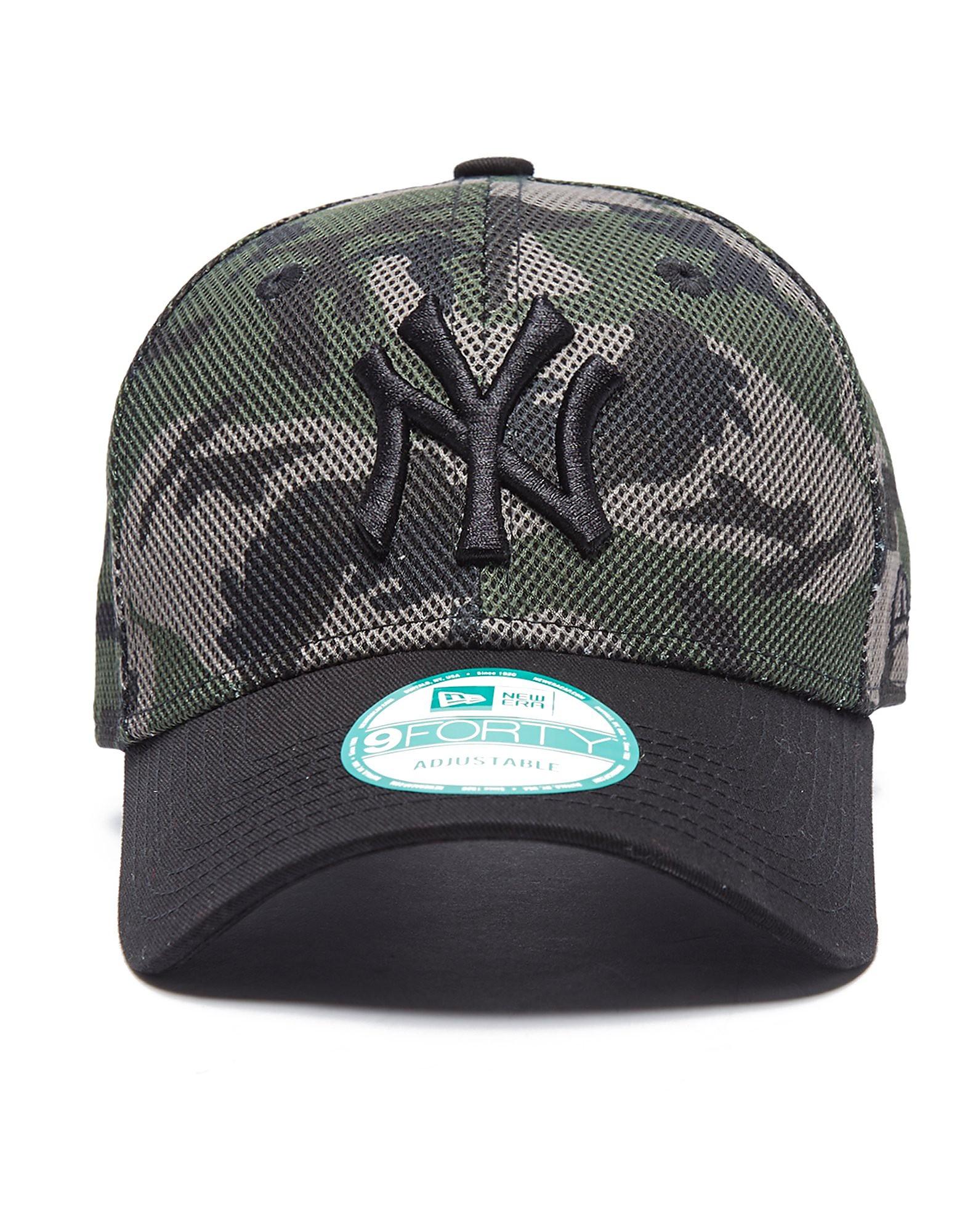 New Era 9FORTY MLB New York Yankees Mesh Cap