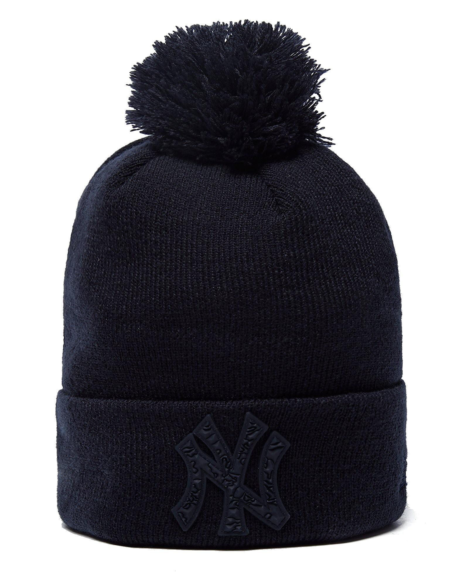 New Era MLB New York Yankees Pom Beanie