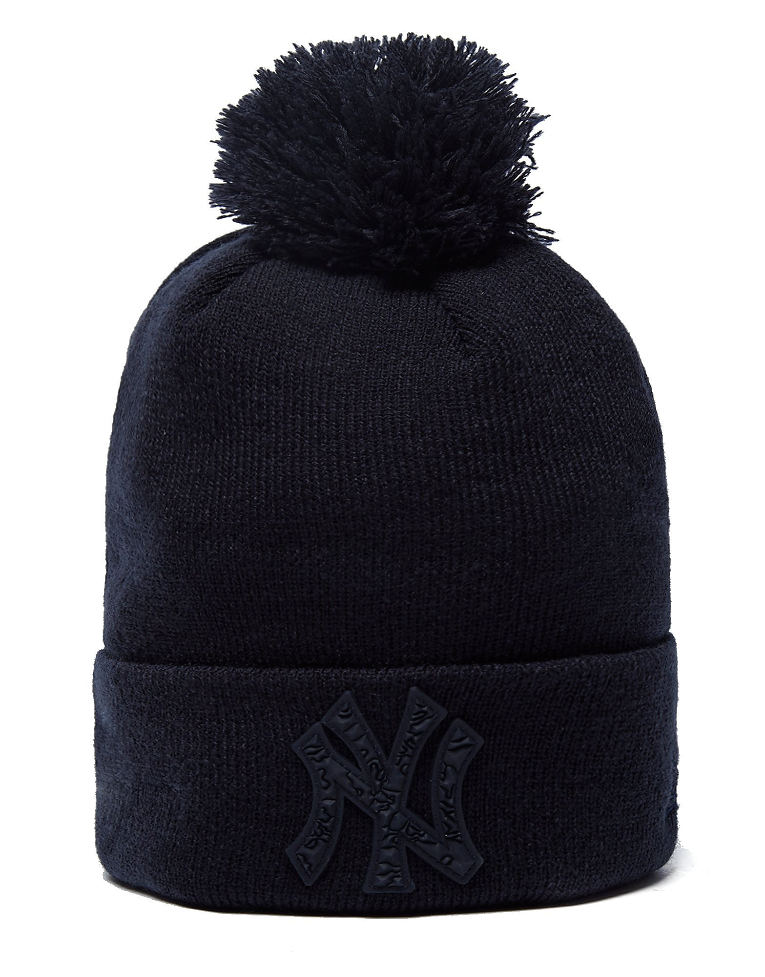 New Era MLB New York Yankees Pom Beanie