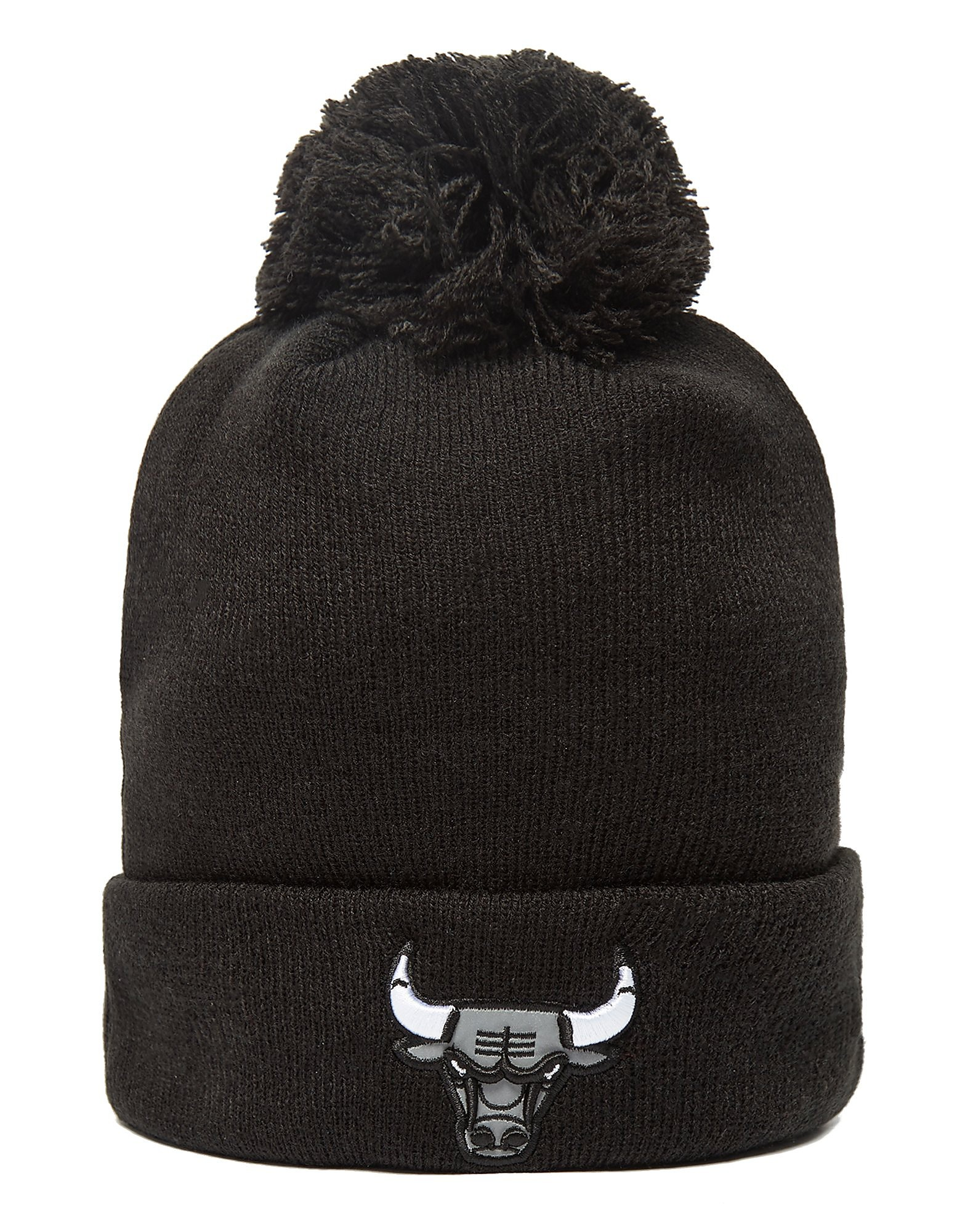 New Era NBA Chicago Bulls Pom Beanie