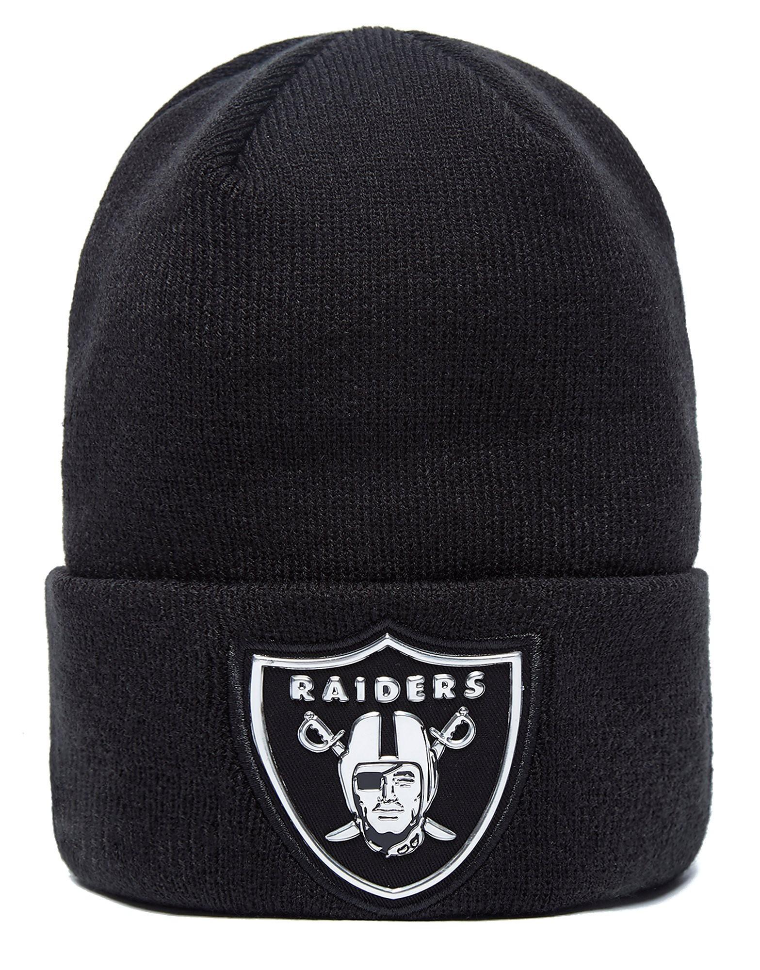 New Era NFL Oakland Raiders Beanie