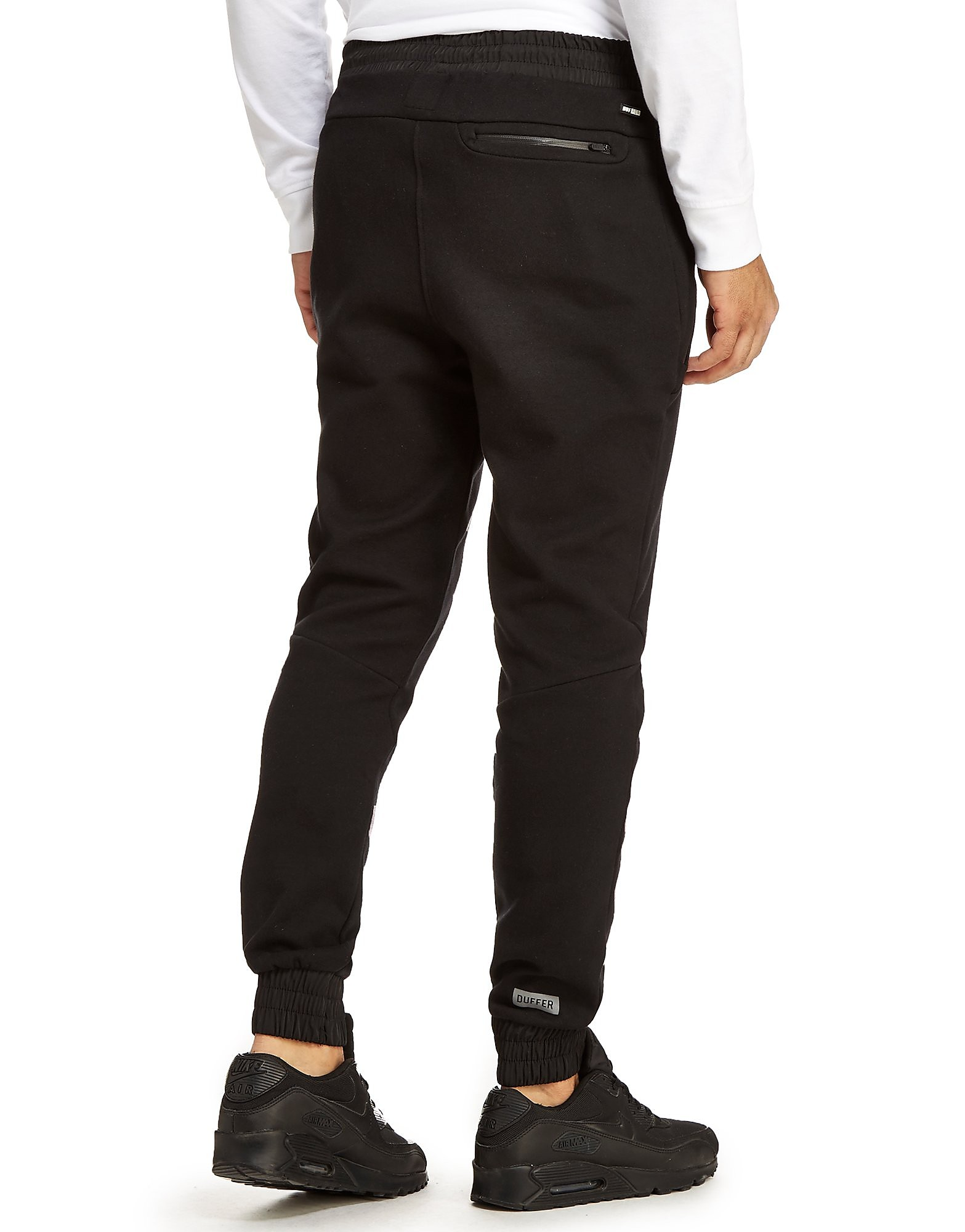 Duffer of St George Black Label Webley Joggers