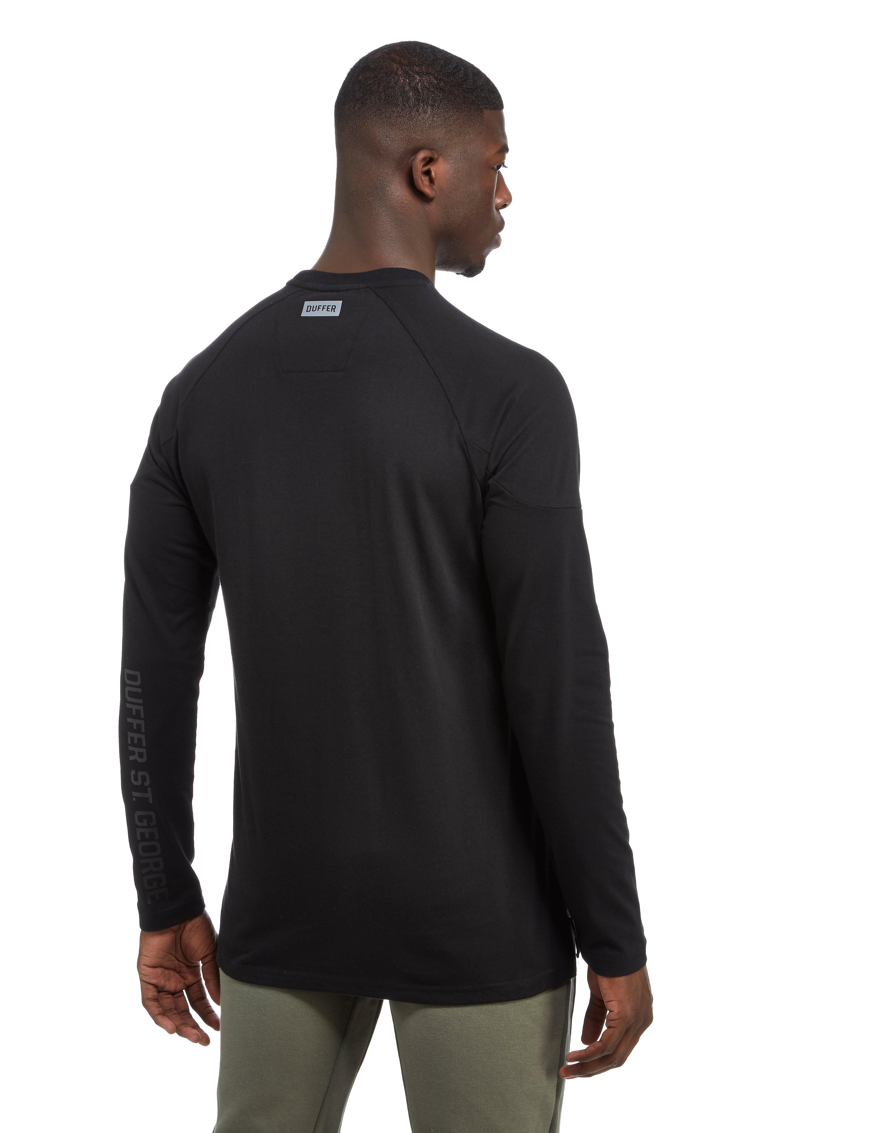 Duffer of St George Black Label Longsleeve T-Shirt