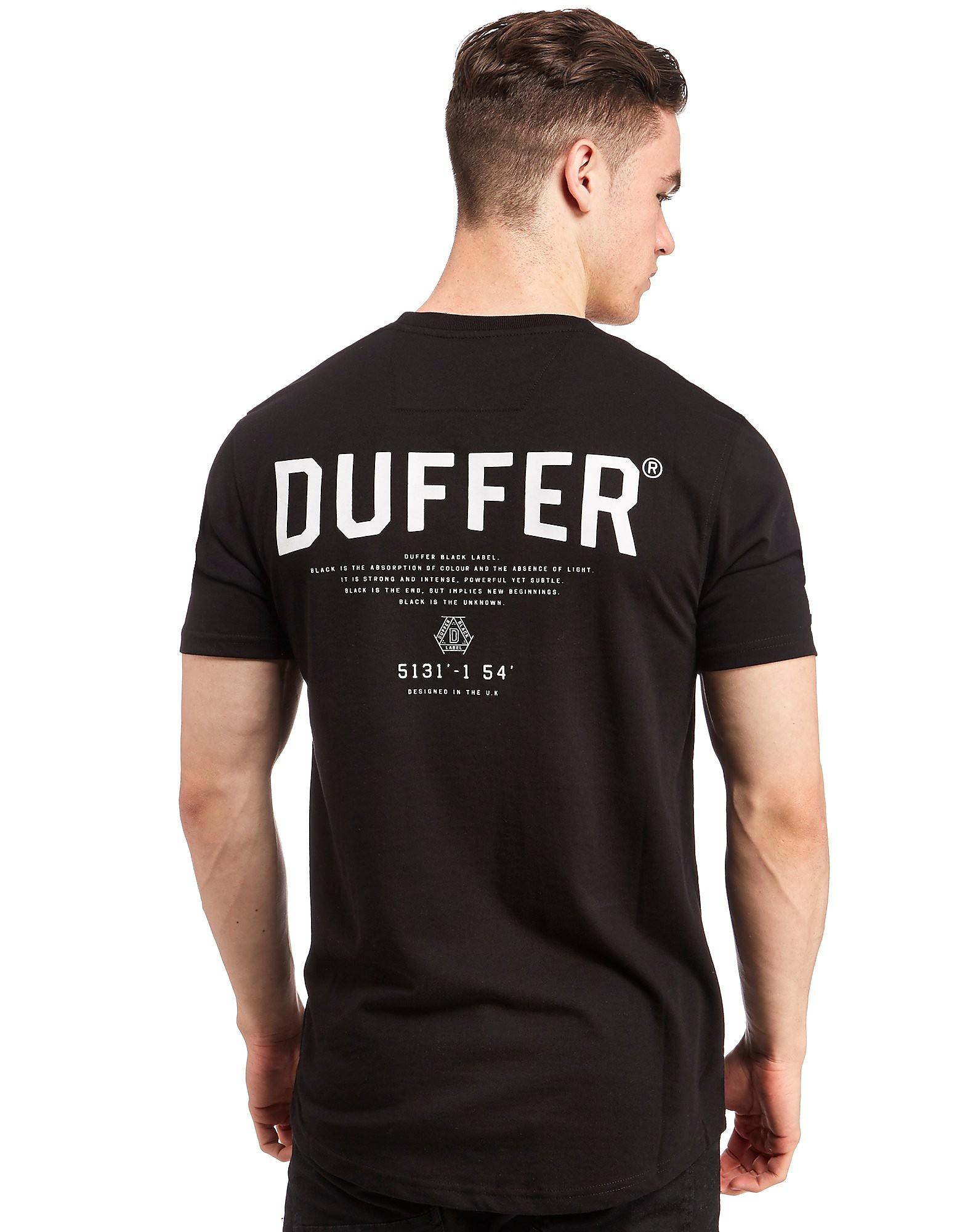 Duffer of St George Black Label Ankaris T-Shirt