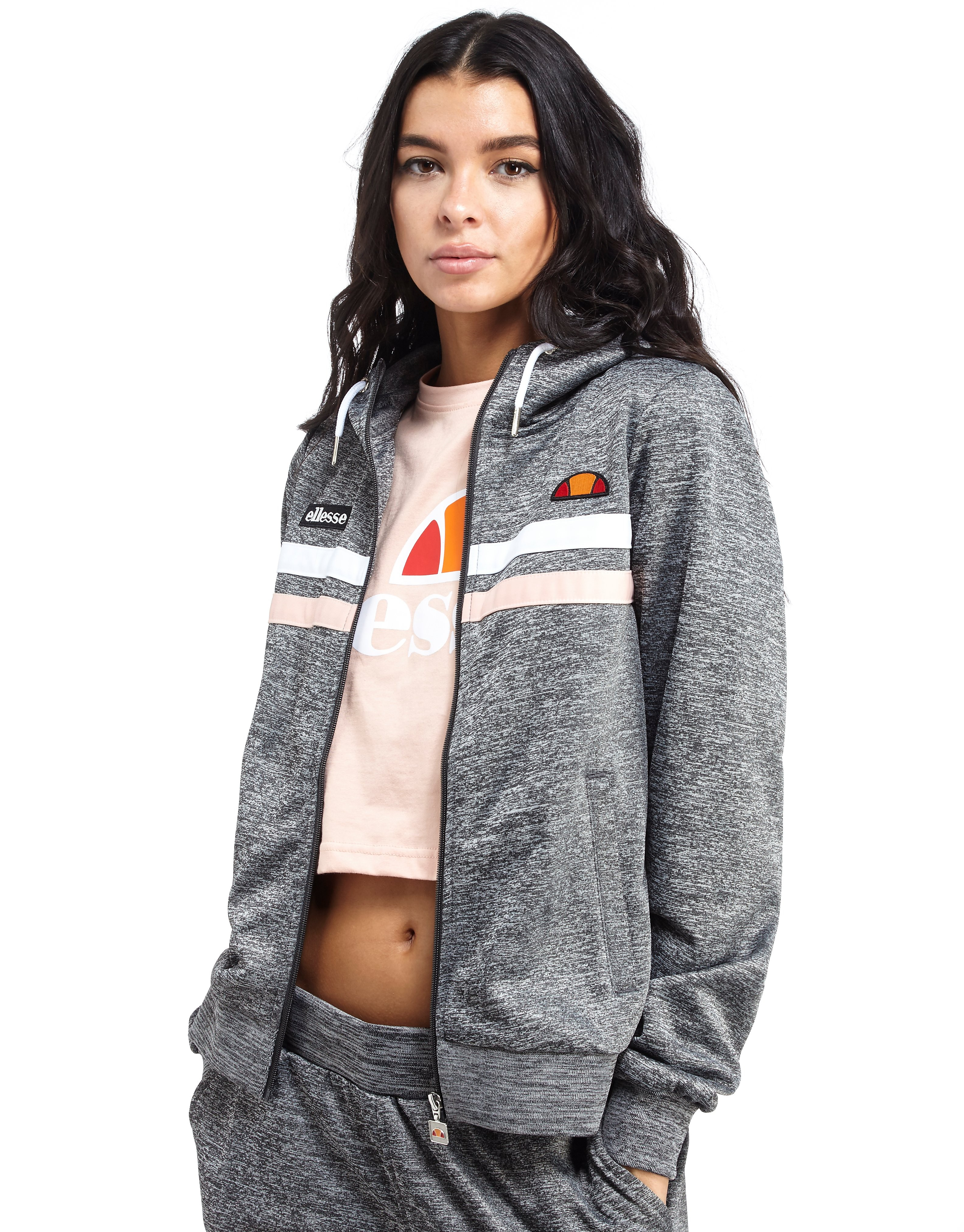 Ellesse Poly Full Zip Hoody