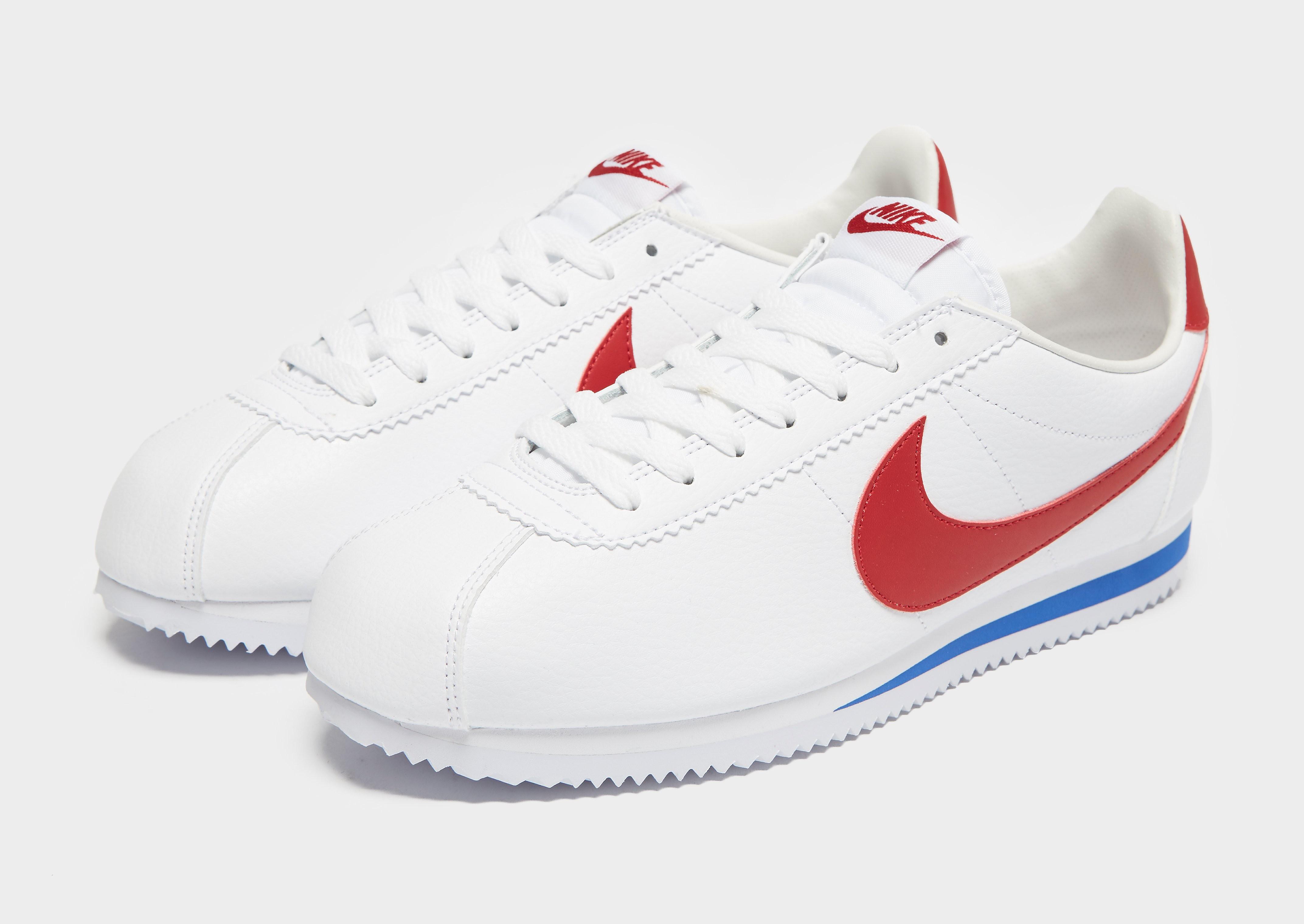 Nike Klassiek Cortez-leer