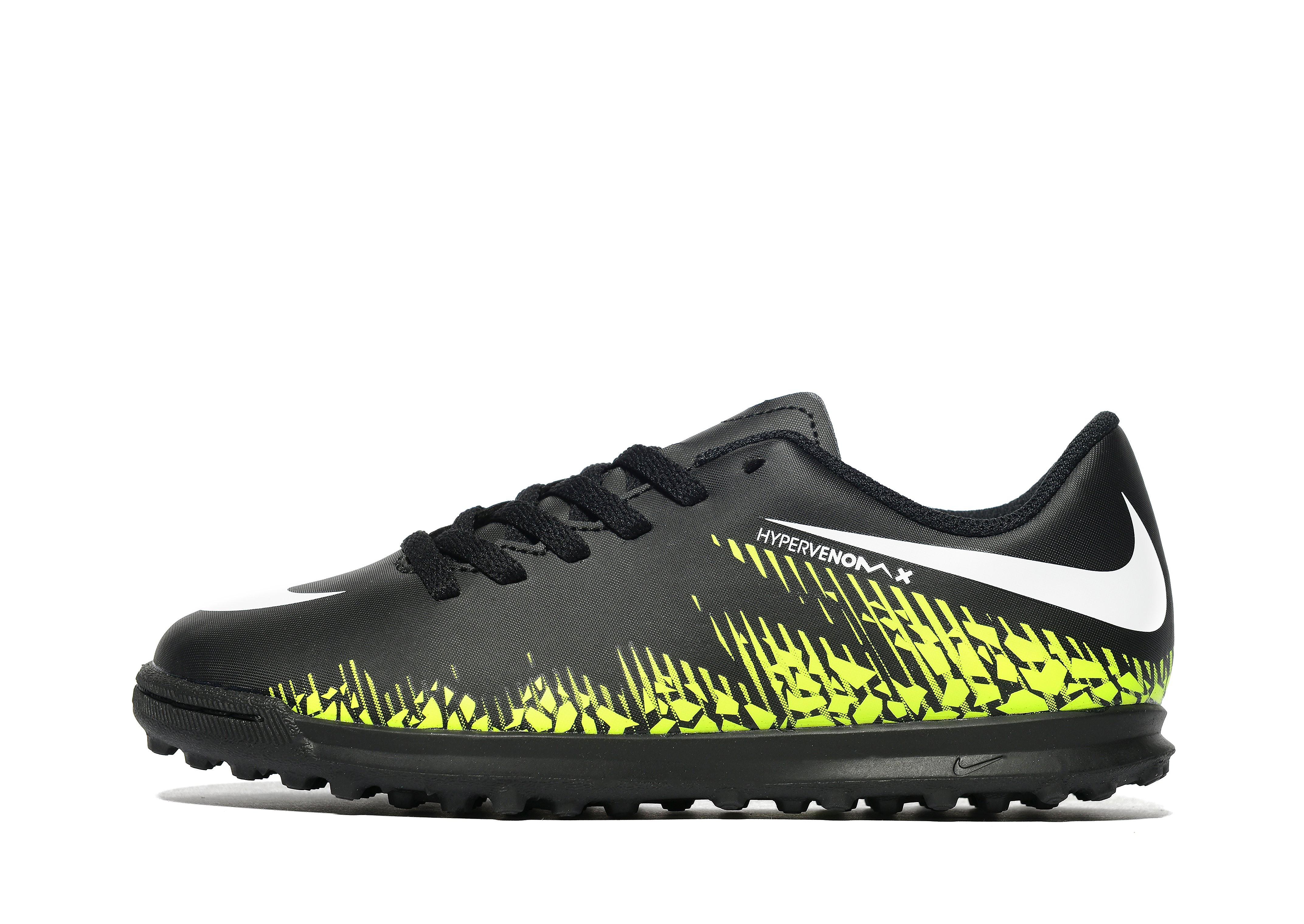 Nike Dark Lightning Hypervenom Phade II Turf Children
