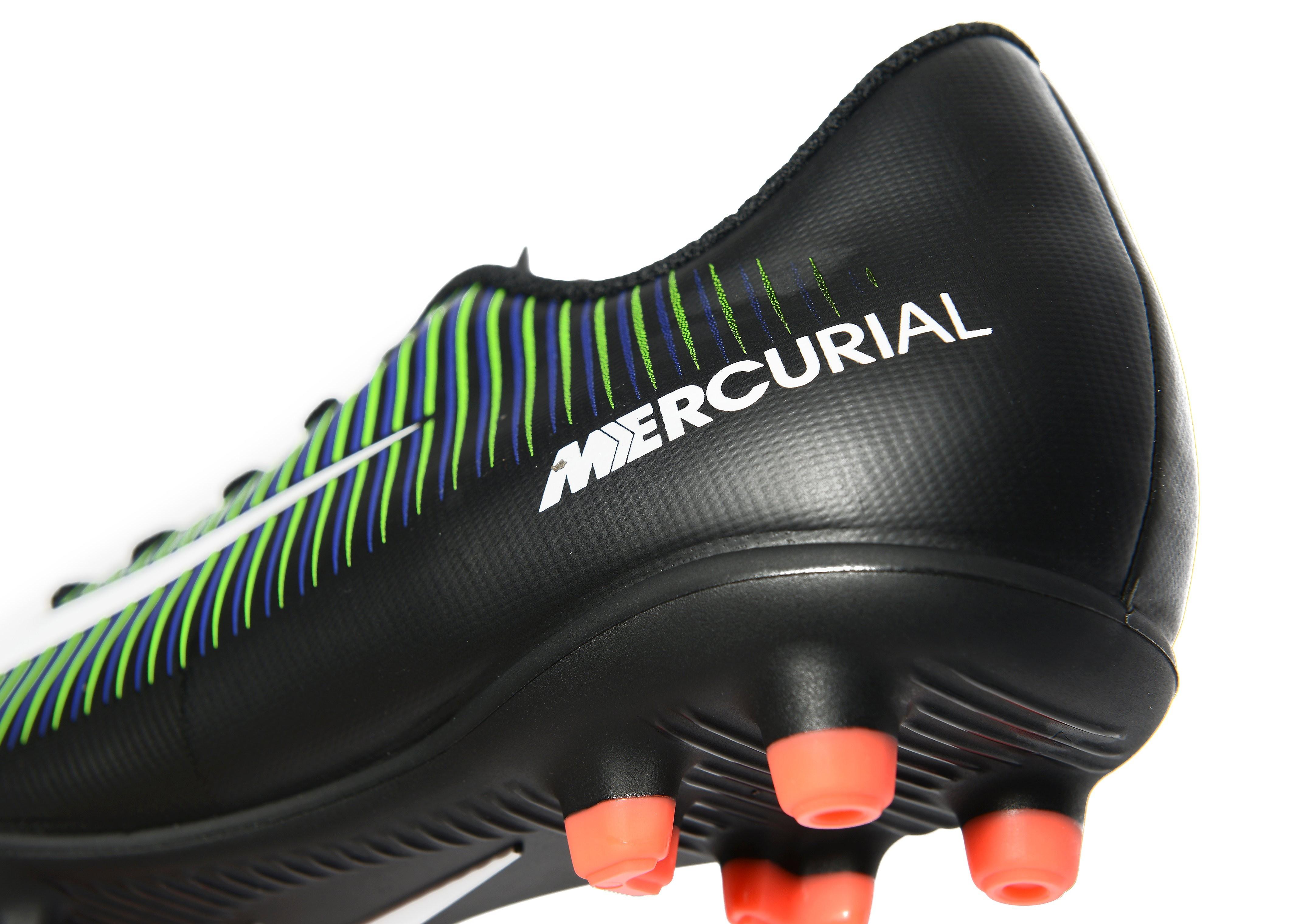 Nike Dark Lightning MercurialX Vortex III FG Children