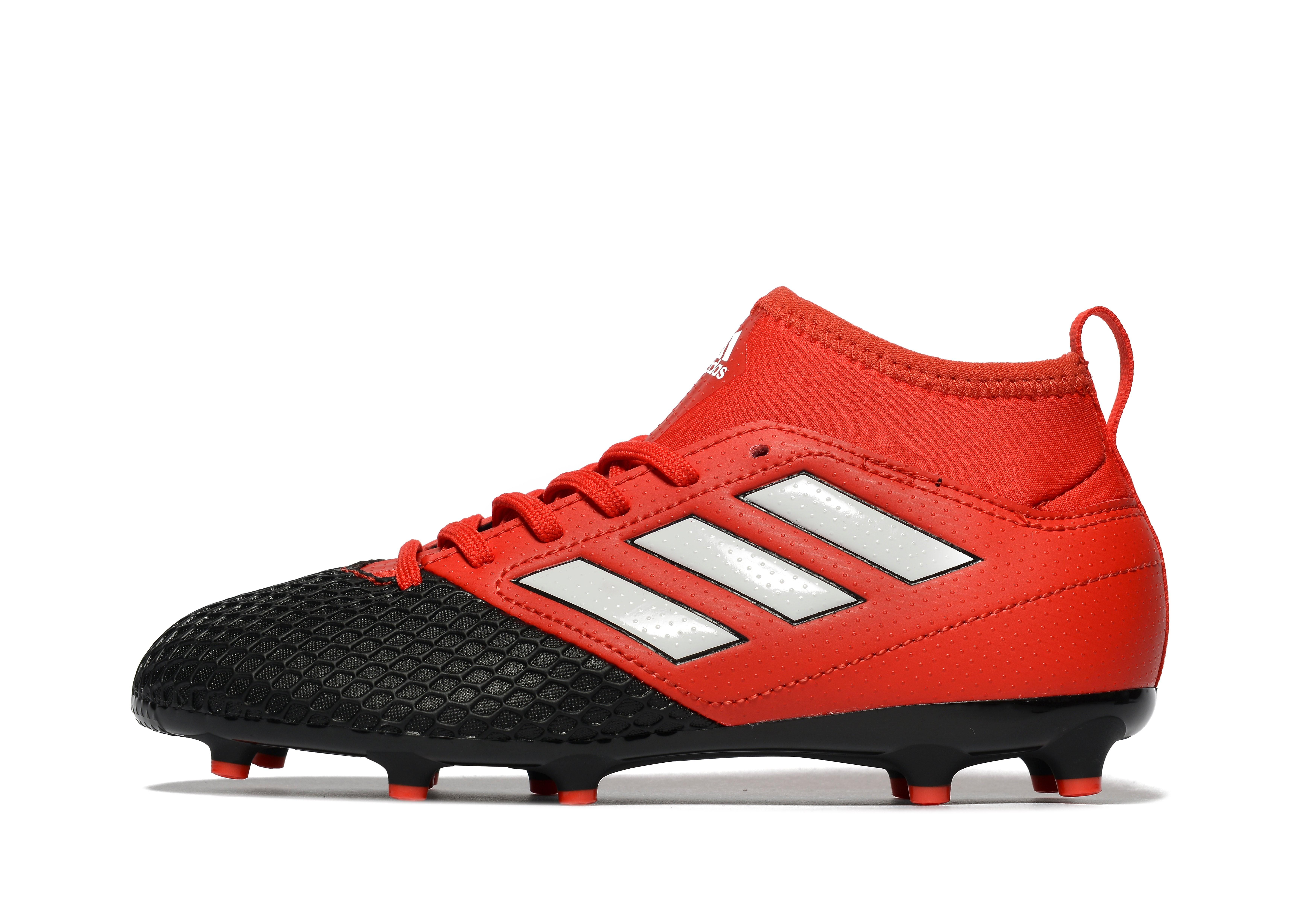 Image de adidas Chaussures de football Red Limit ACE17.3 Primemesh FG pour enfant - Red/ Black